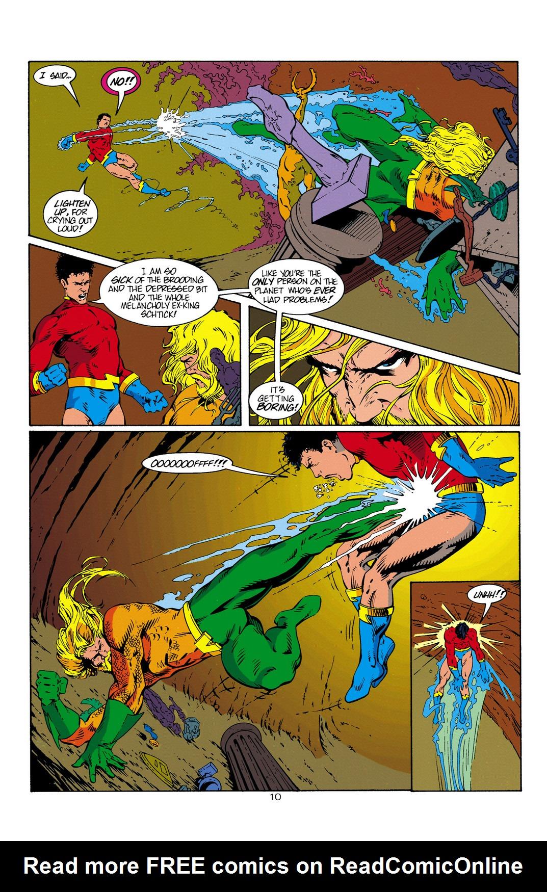 Read online Aquaman (1994) comic -  Issue #1 - 11