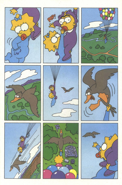 Read online Simpsons Comics comic -  Issue #29 - 29
