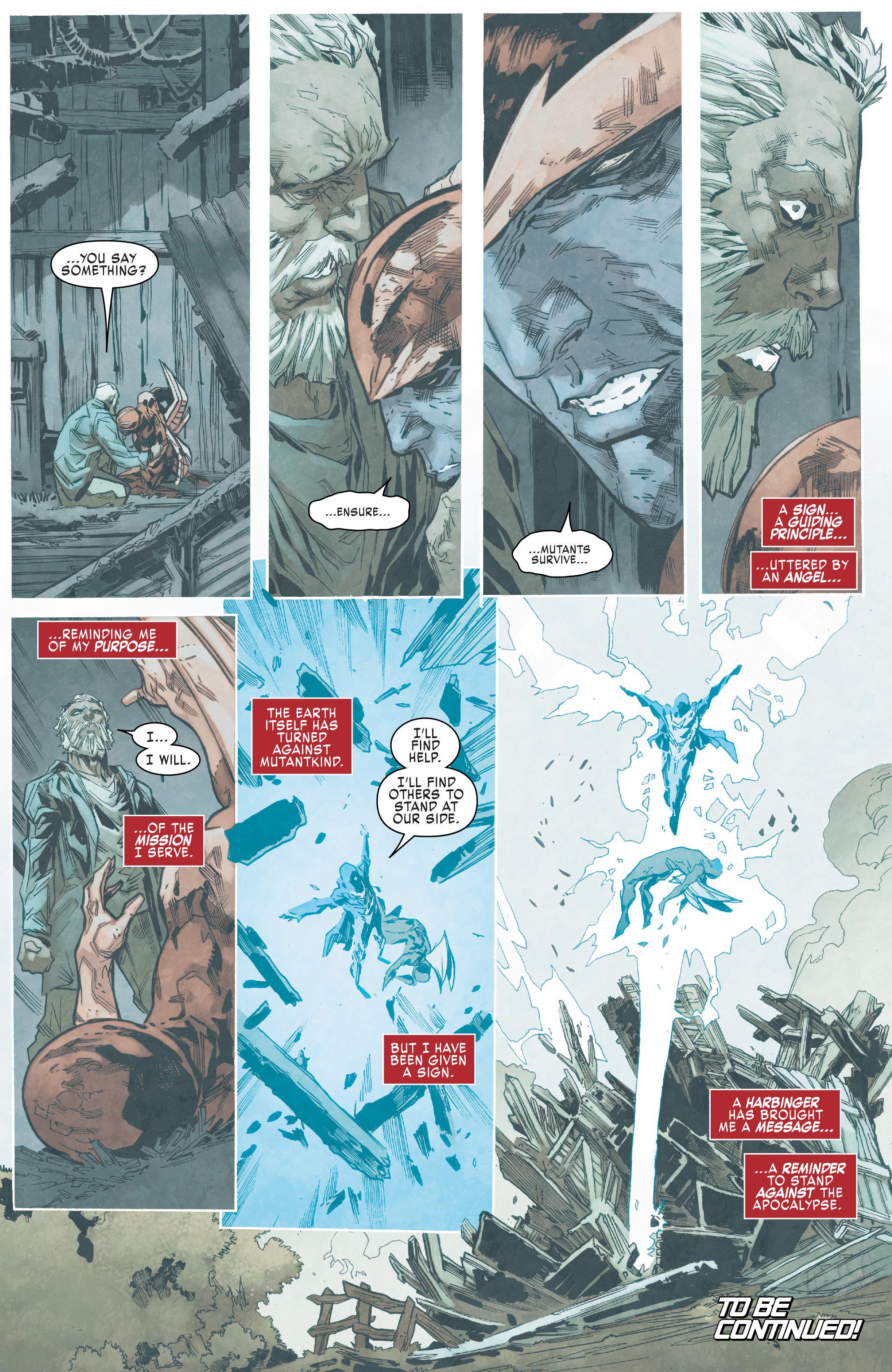 Read online Uncanny X-Men (2016) comic -  Issue #7 - 21