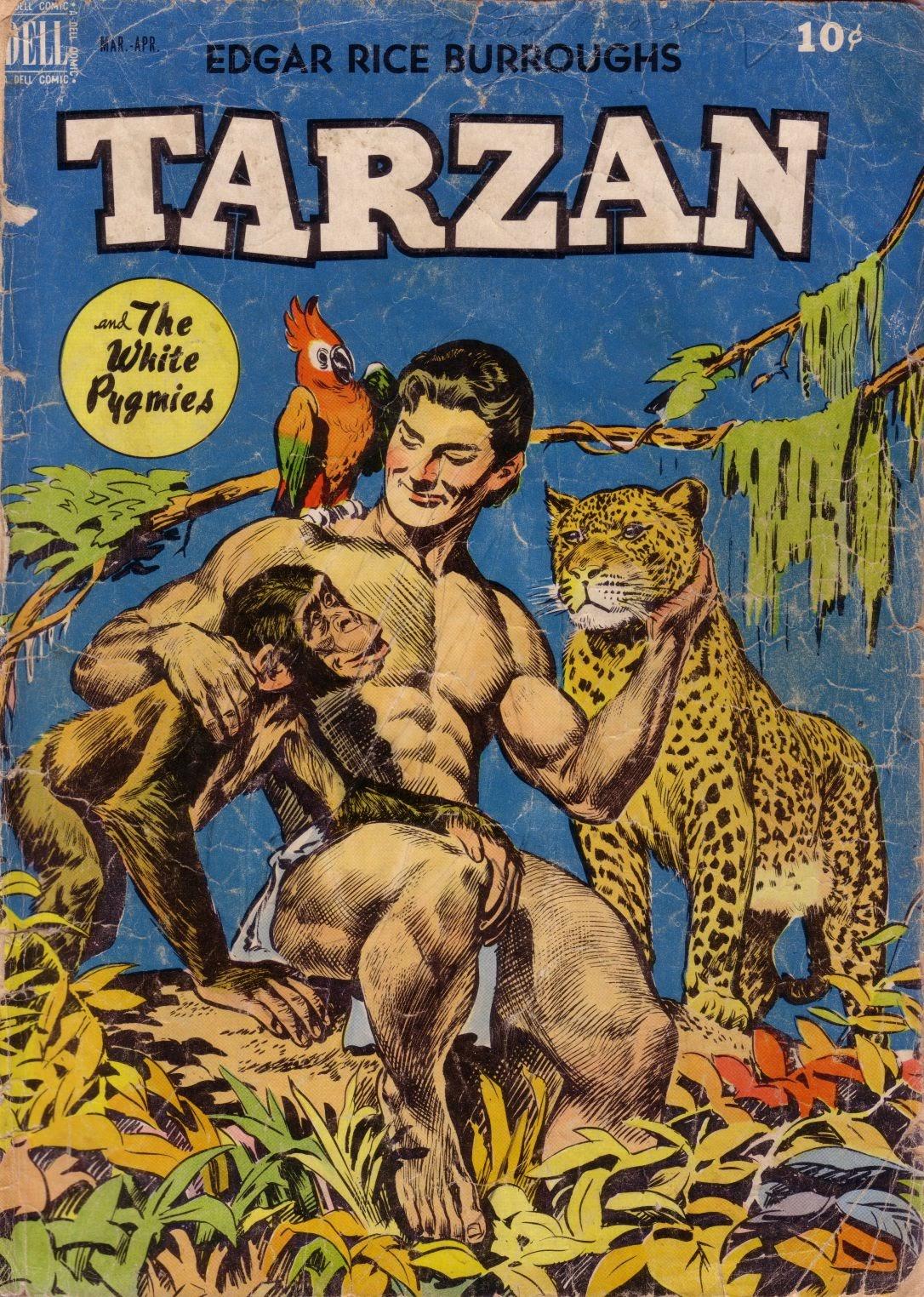 Tarzan (1948) issue 8 - Page 1