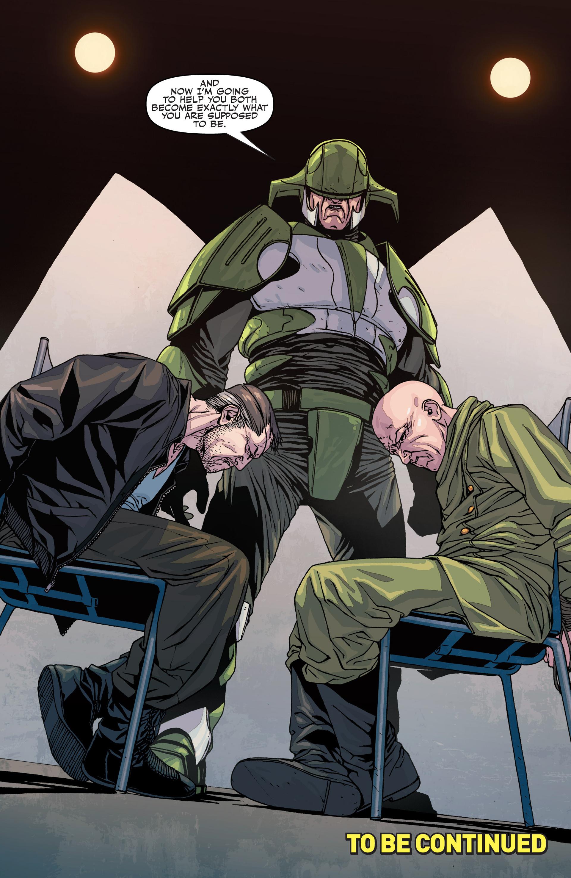 Read online Secret Warriors comic -  Issue #25 - 33