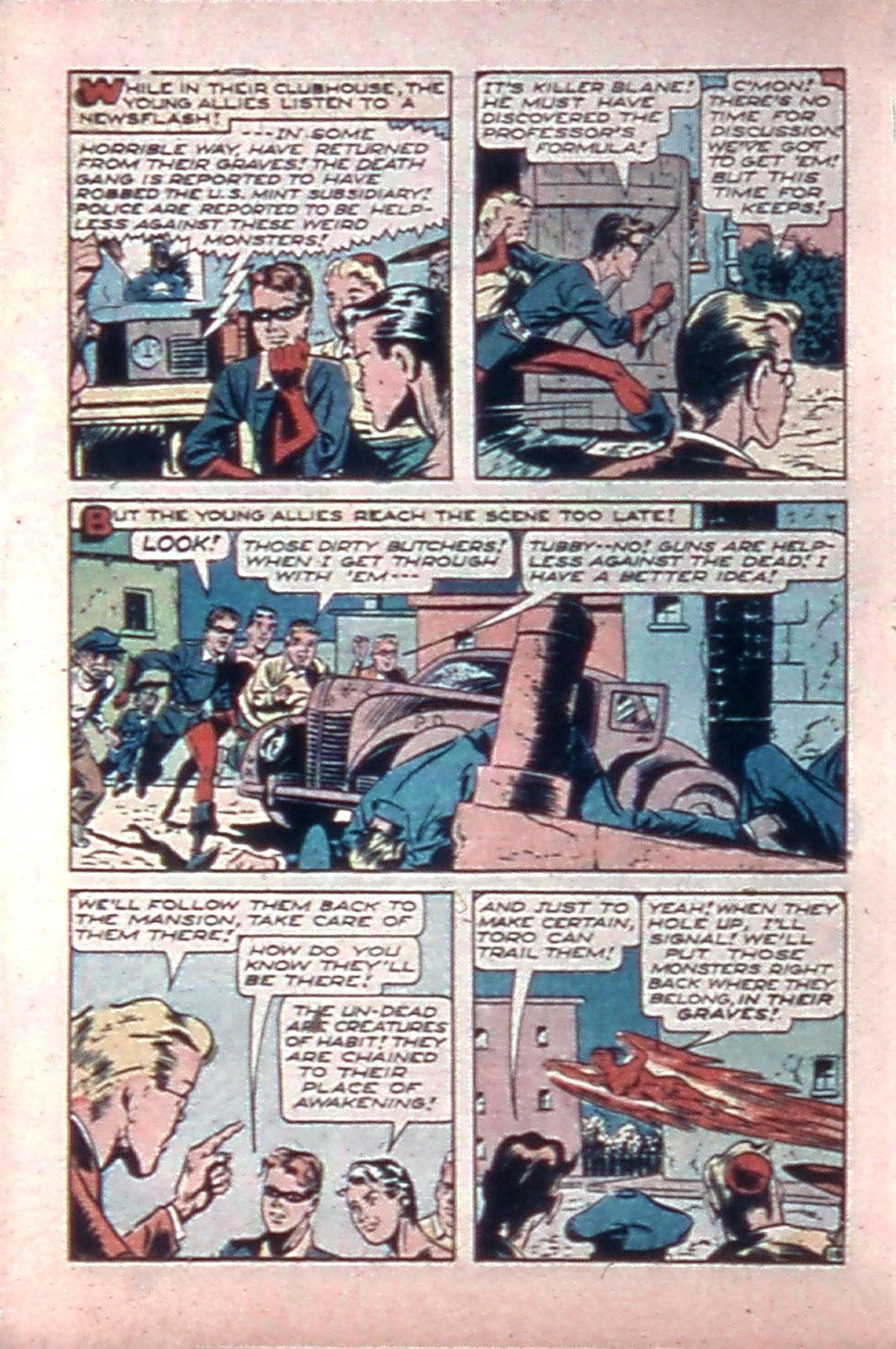 Read online Mystic Comics (1944) comic -  Issue #4 - 20