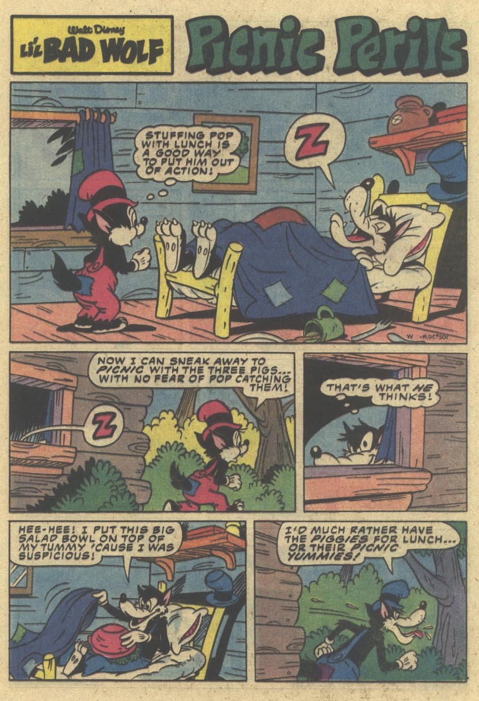 Walt Disney's Comics and Stories issue 501 - Page 13