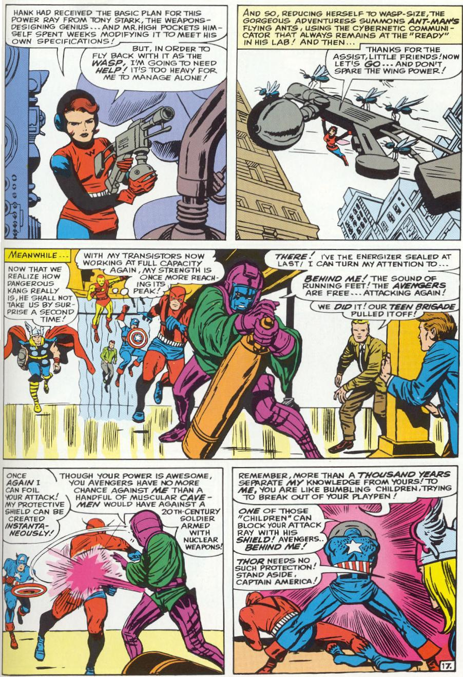 The Avengers (1963) 8 Page 17