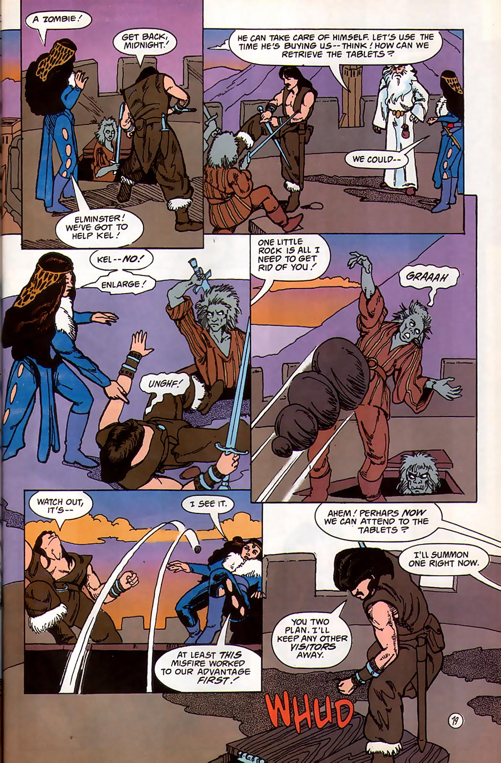 Read online Avatar comic -  Issue #3 - 80