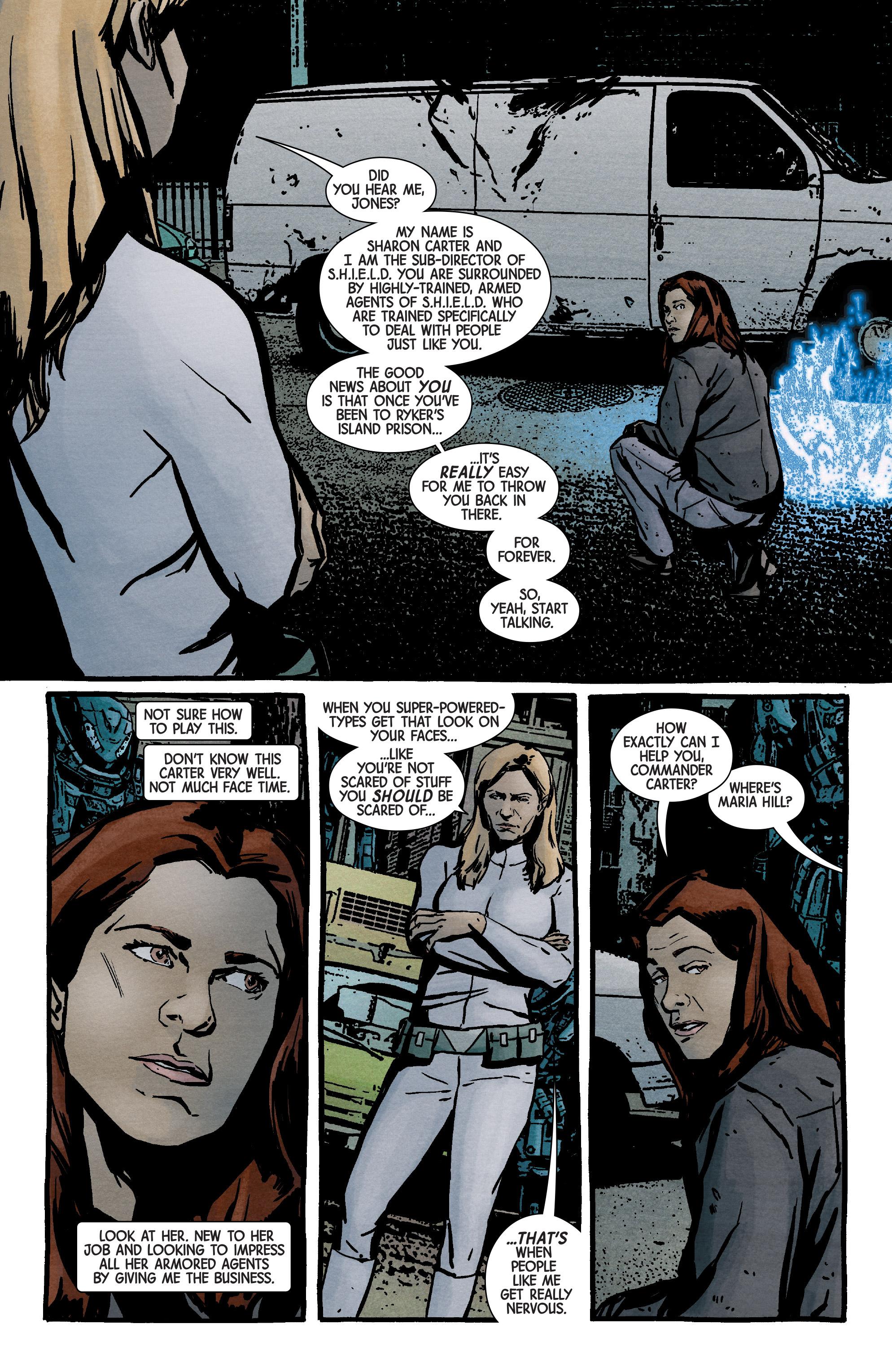 Read online Jessica Jones (2016) comic -  Issue #9 - 3