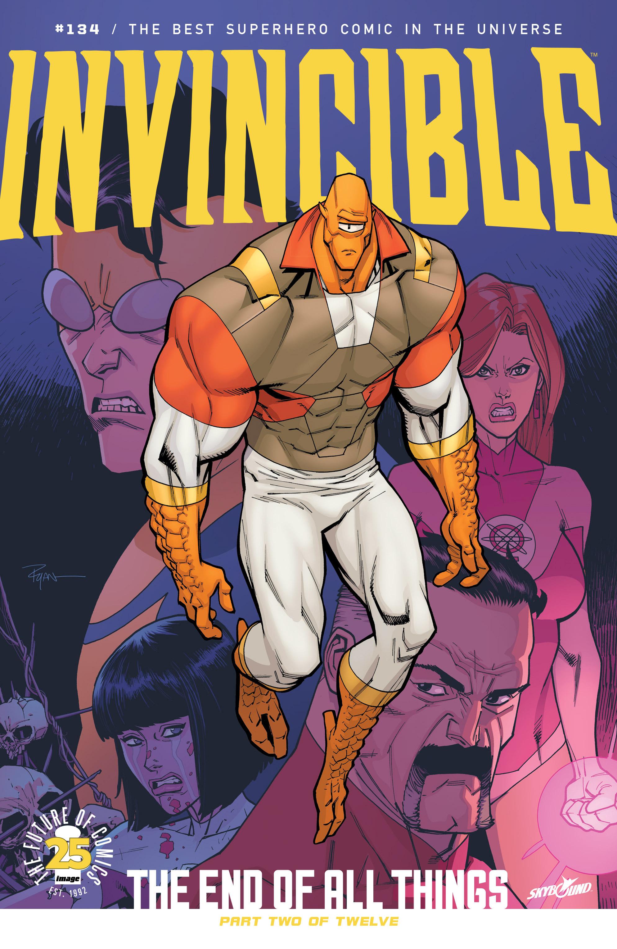 Invincible 134 Page 1