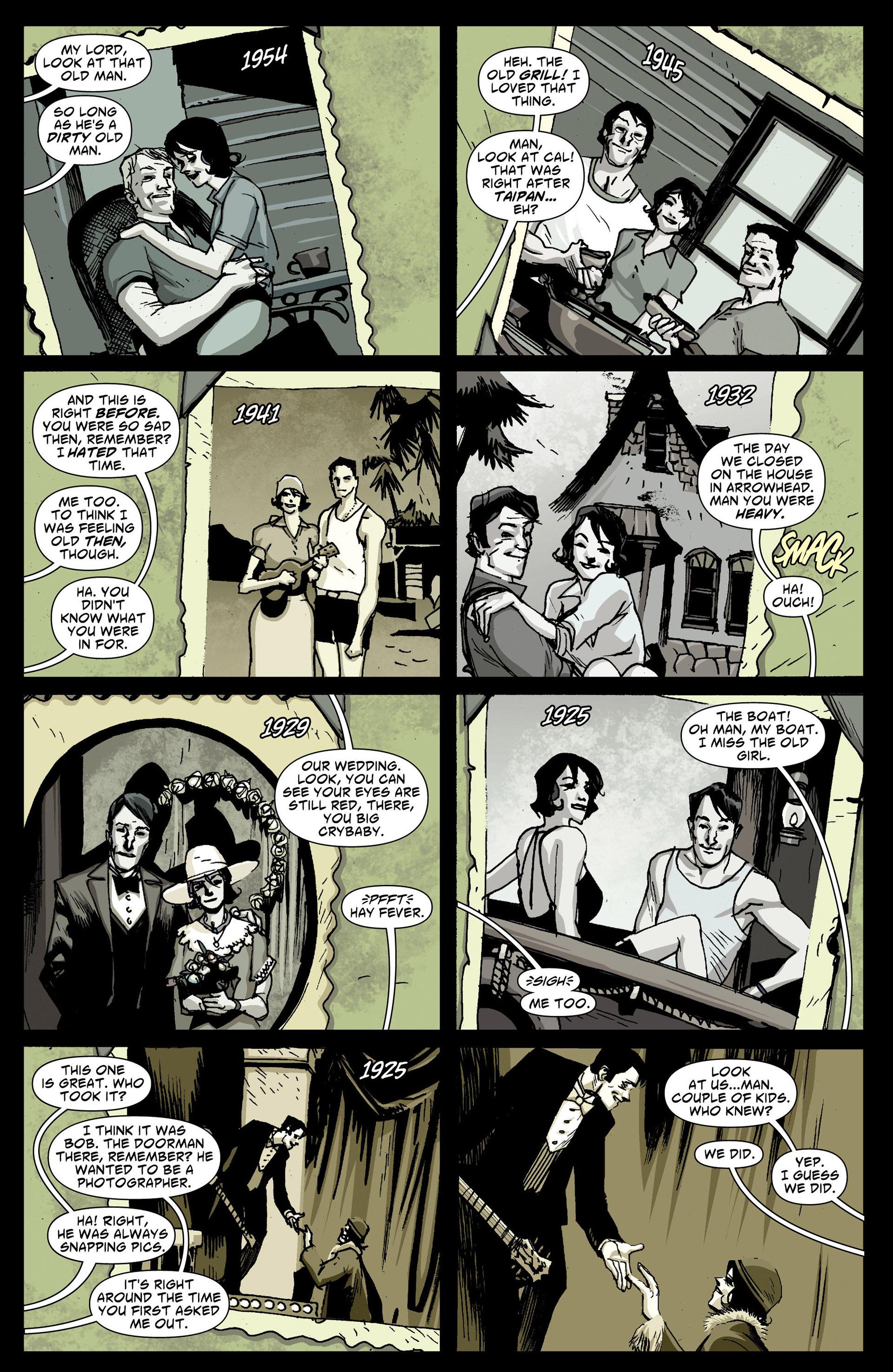Read online American Vampire comic -  Issue #31 - 7