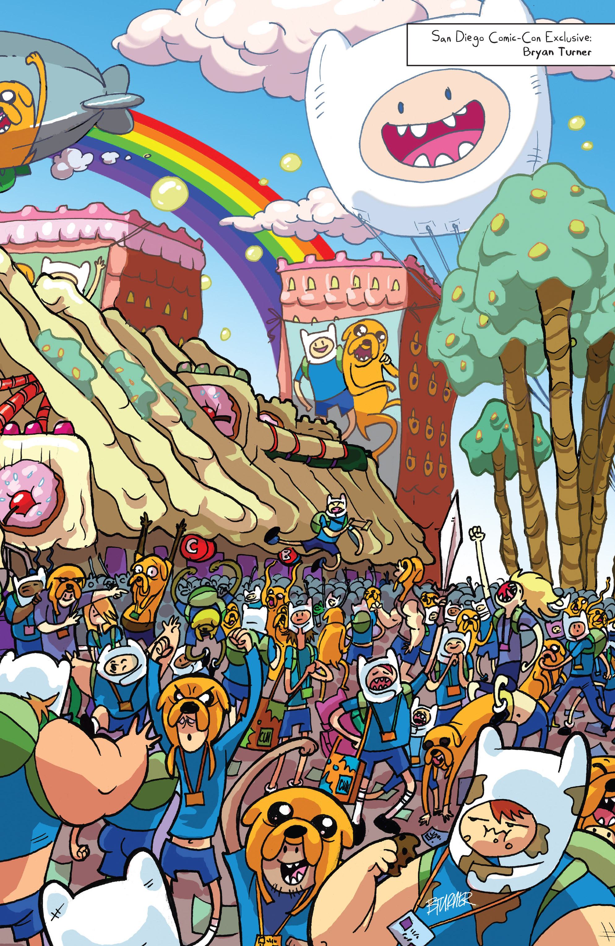 Read online Adventure Time comic -  Issue #Adventure Time _TPB 4 - 122