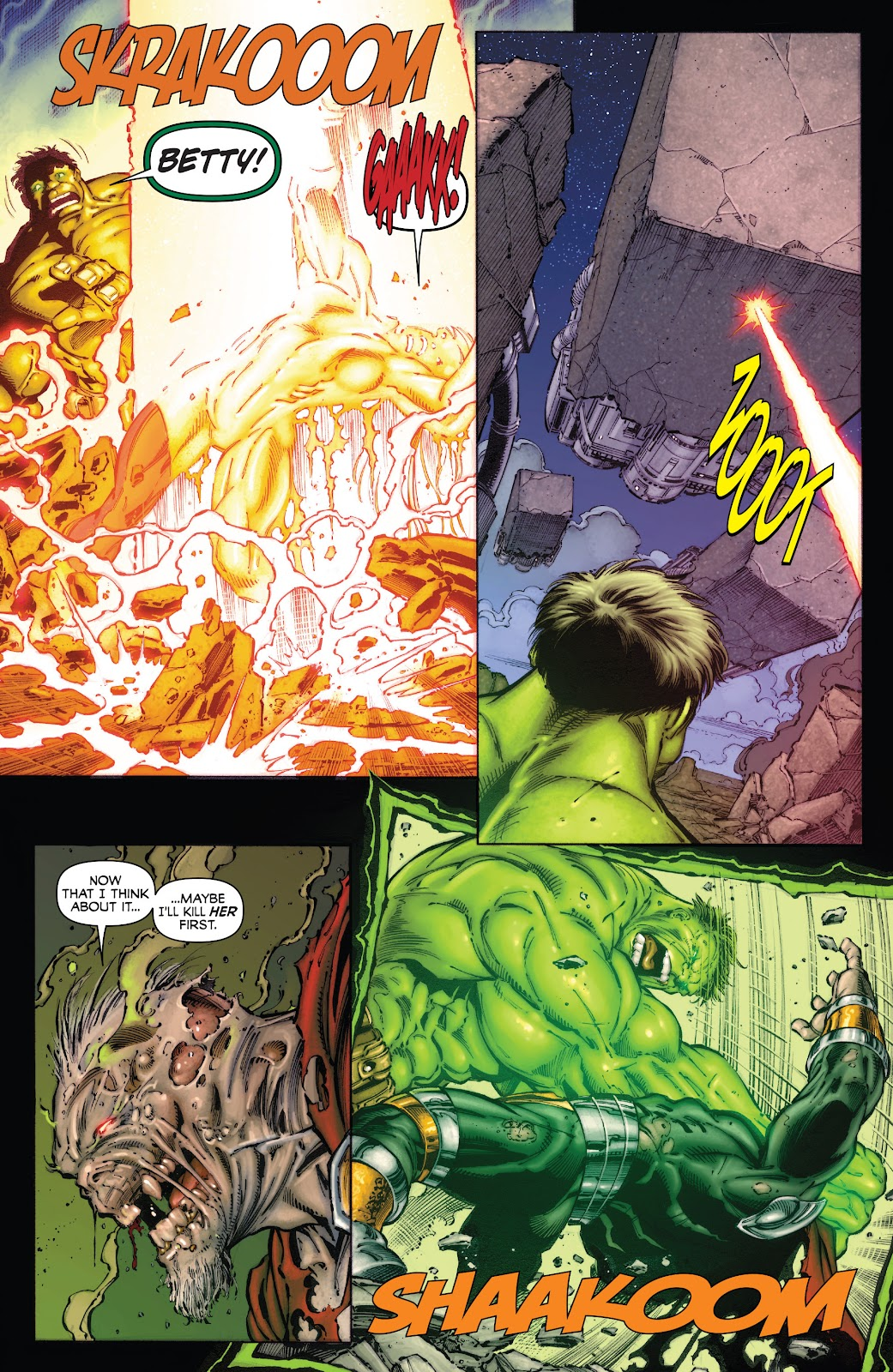 Read online Incredible Hulks (2010) comic -  Issue # _TPB Heart of the Monster - 63