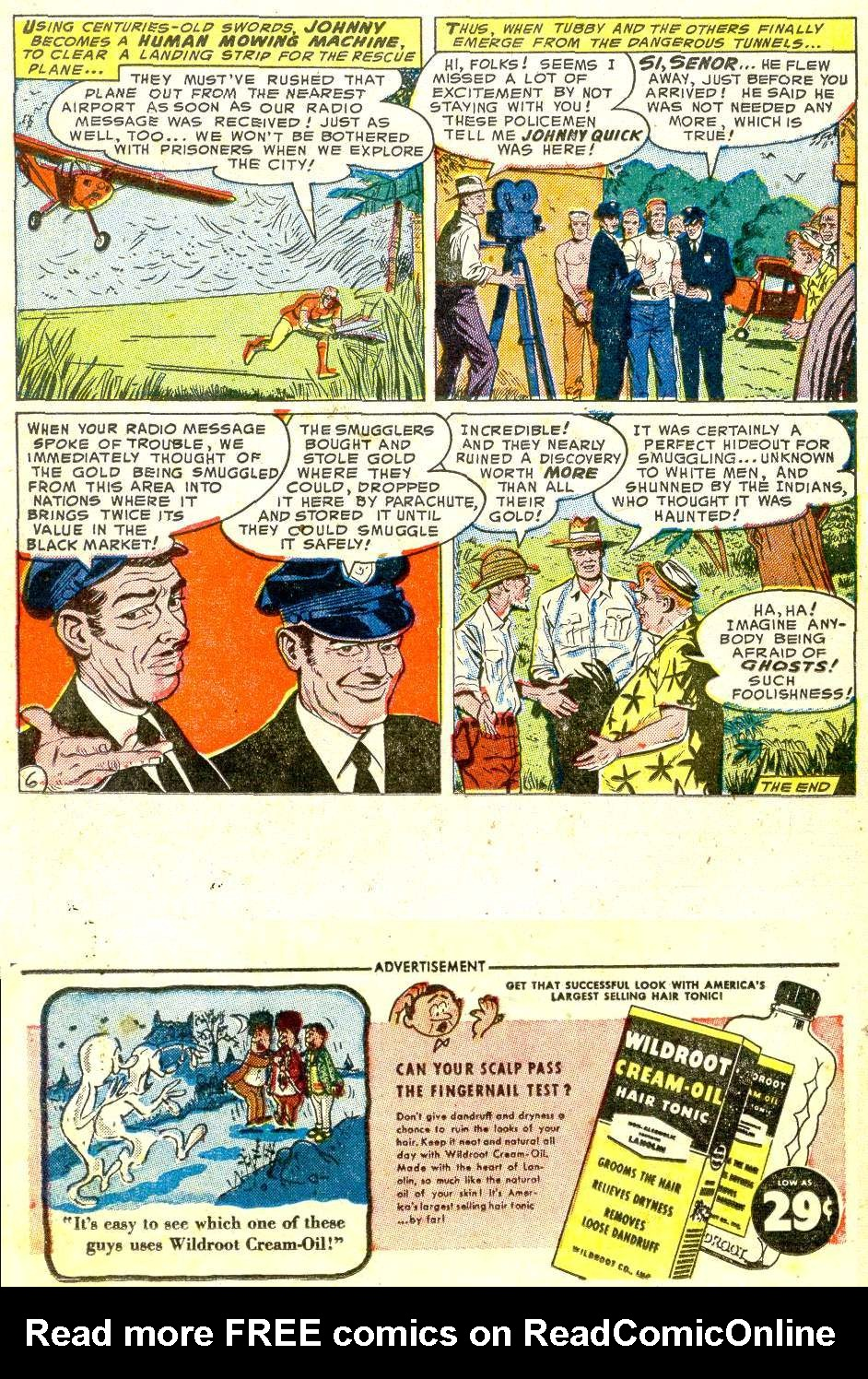 Read online Adventure Comics (1938) comic -  Issue #194 - 30