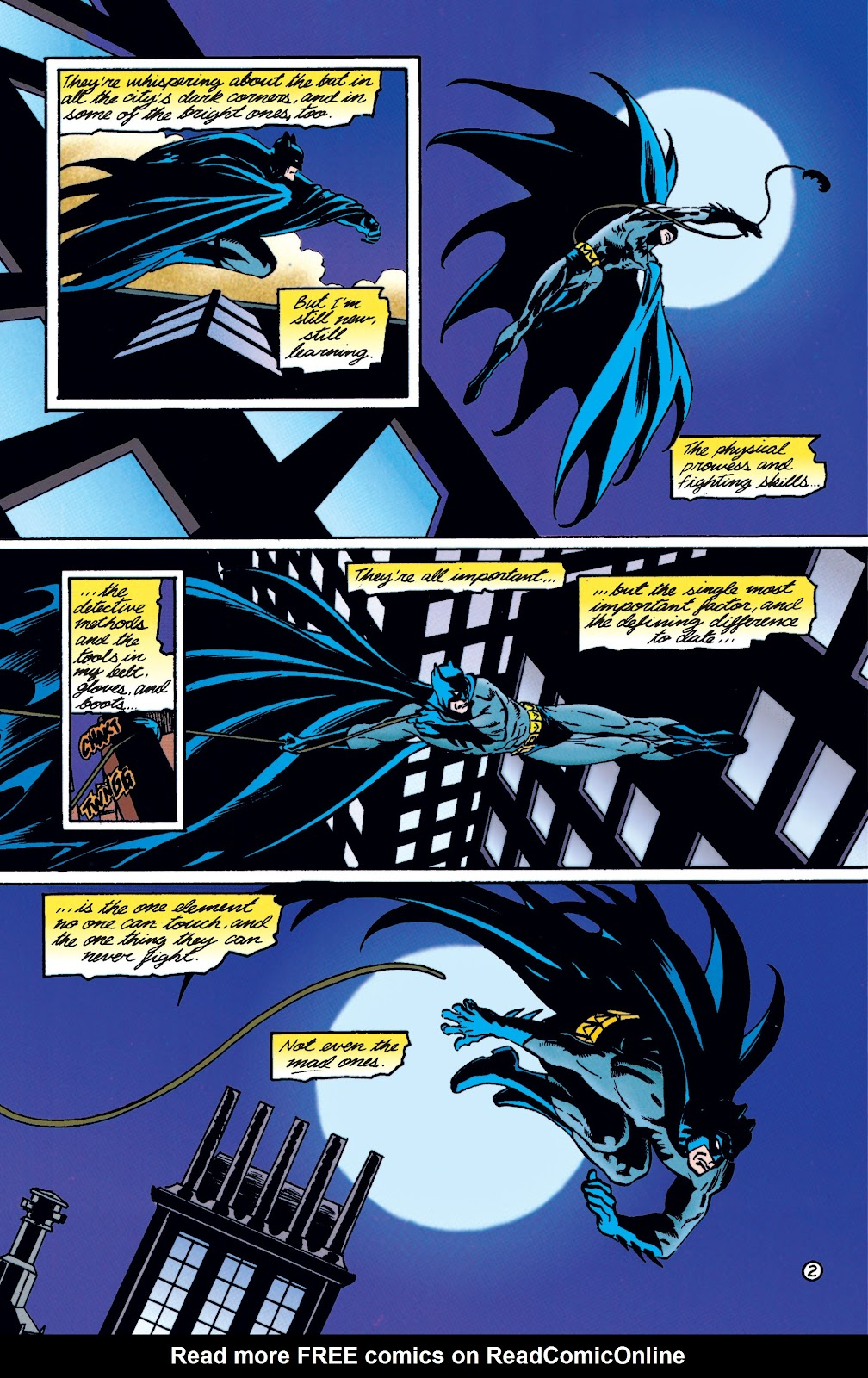Read online Batman Arkham: Scarecrow comic -  Issue # TPB (Part 2) - 42