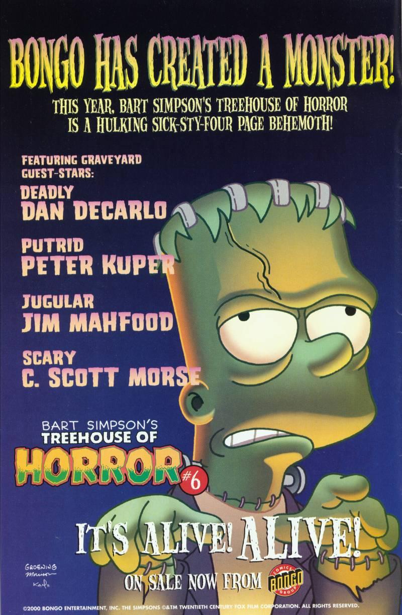 Read online Simpsons Comics comic -  Issue #51 - 26