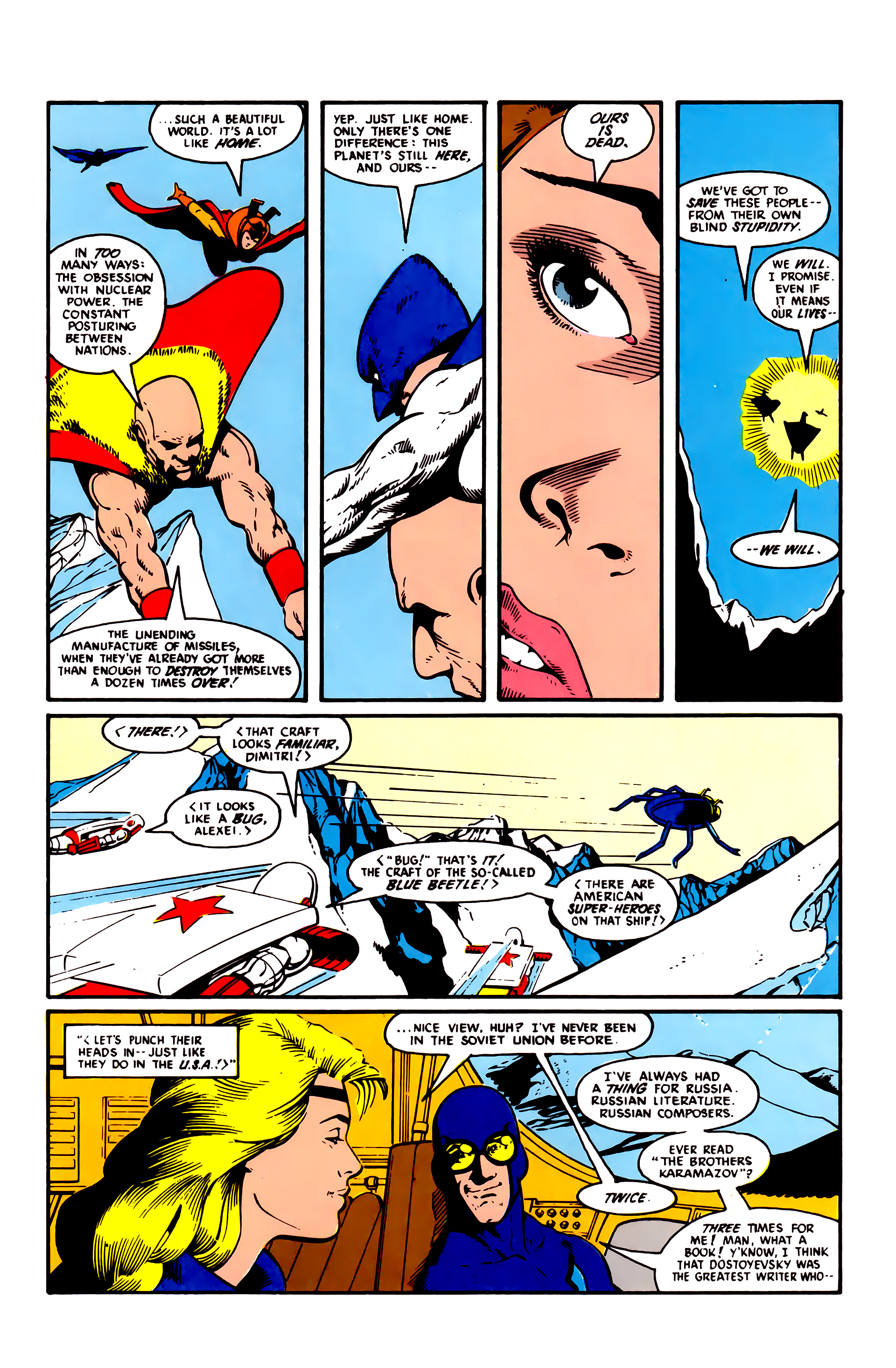 Read online Justice League (1987) comic -  Issue #3 - 9