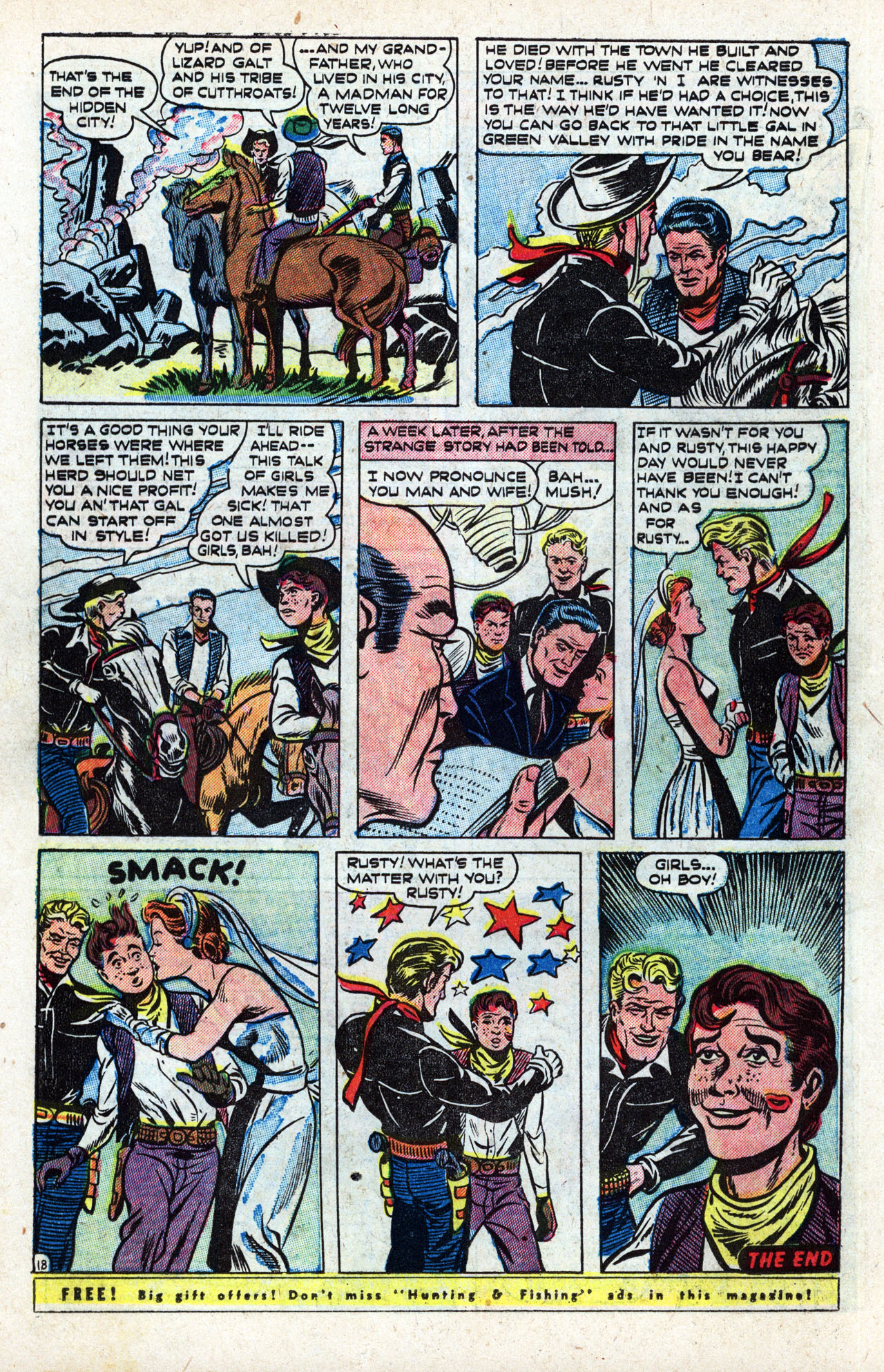 Read online Two-Gun Kid comic -  Issue #10 - 20