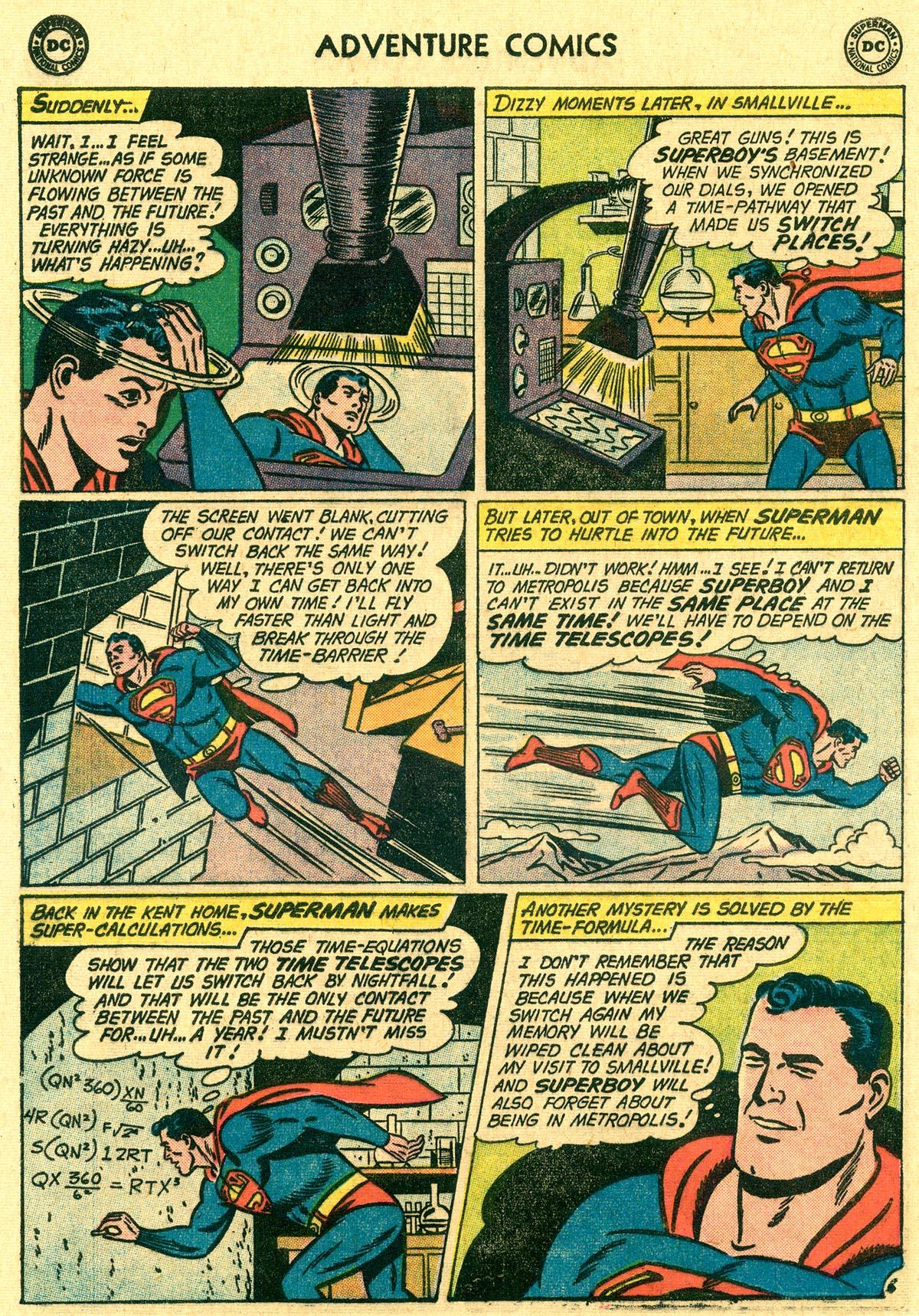 Read online Adventure Comics (1938) comic -  Issue #265 - 8