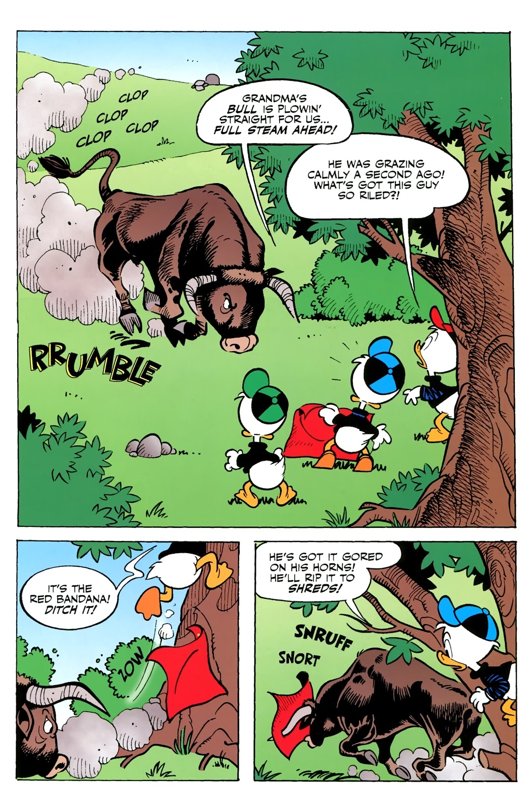 Walt Disney's Comics and Stories issue 730 - Page 31