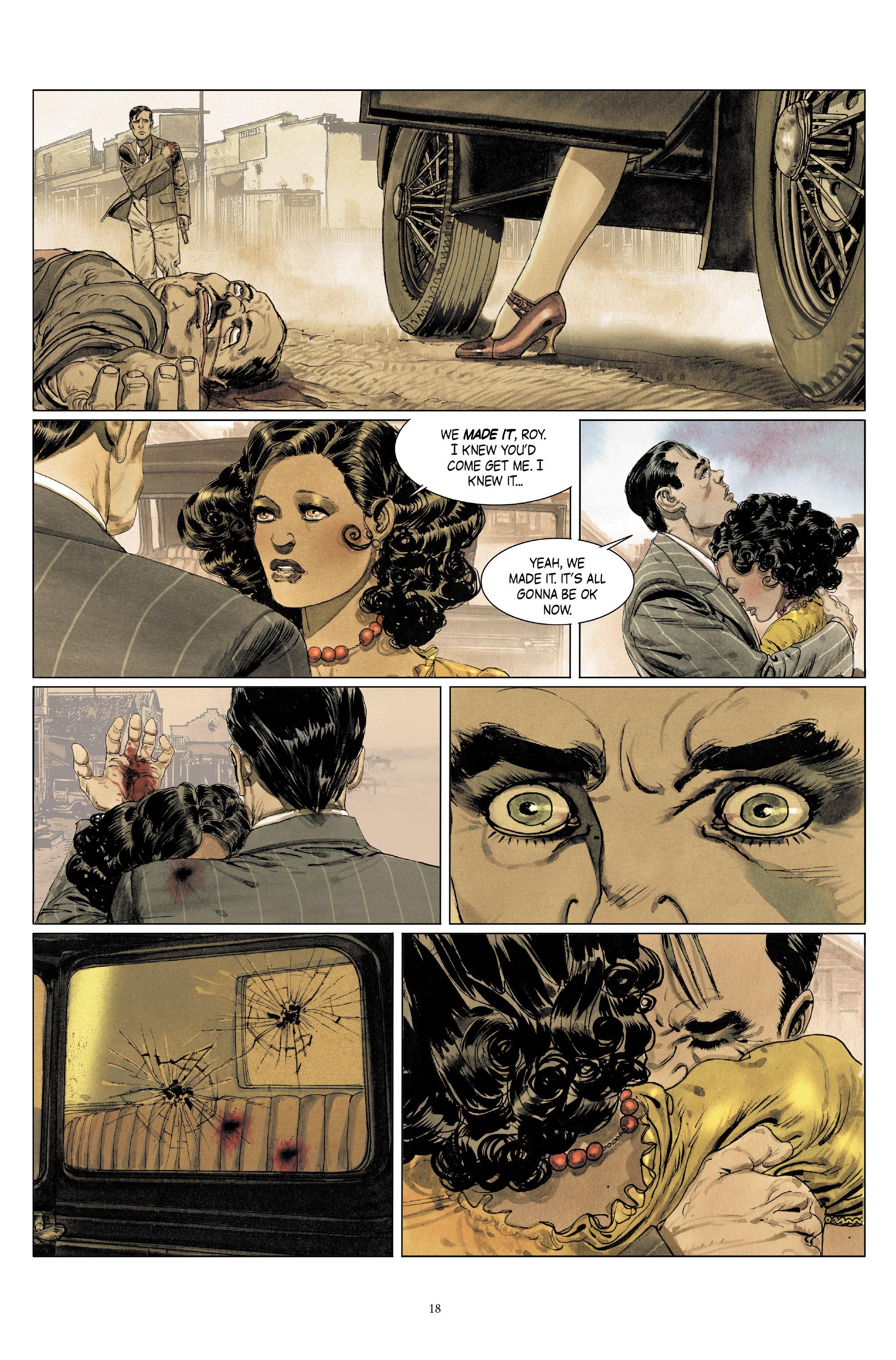 Read online Triggerman comic -  Issue #5 - 18