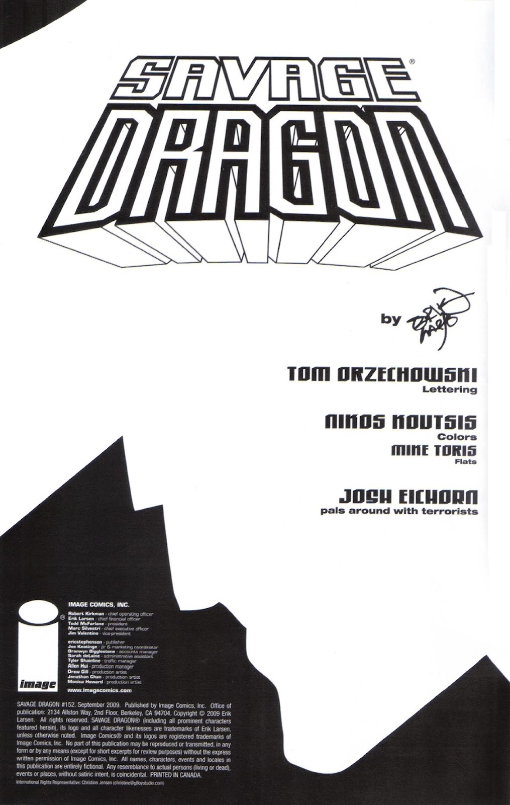 The Savage Dragon (1993) Issue #152 #155 - English 2