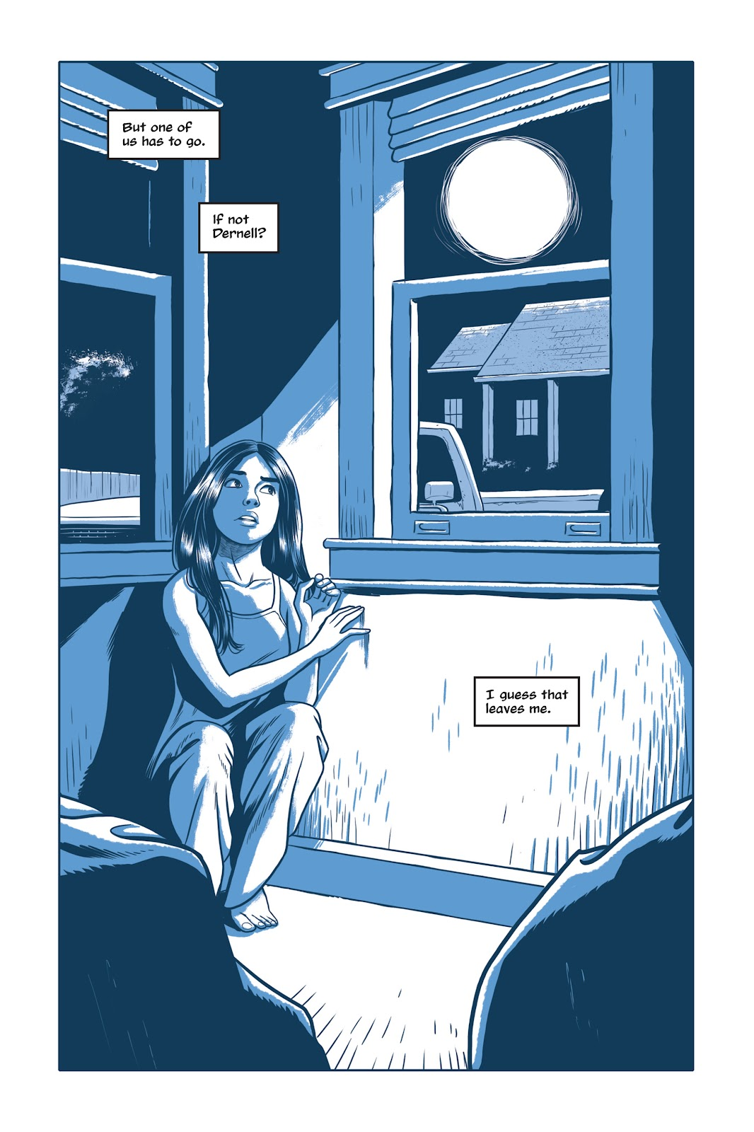 Read online Under the Moon: A Catwoman Tale comic -  Issue # TPB (Part 1) - 25