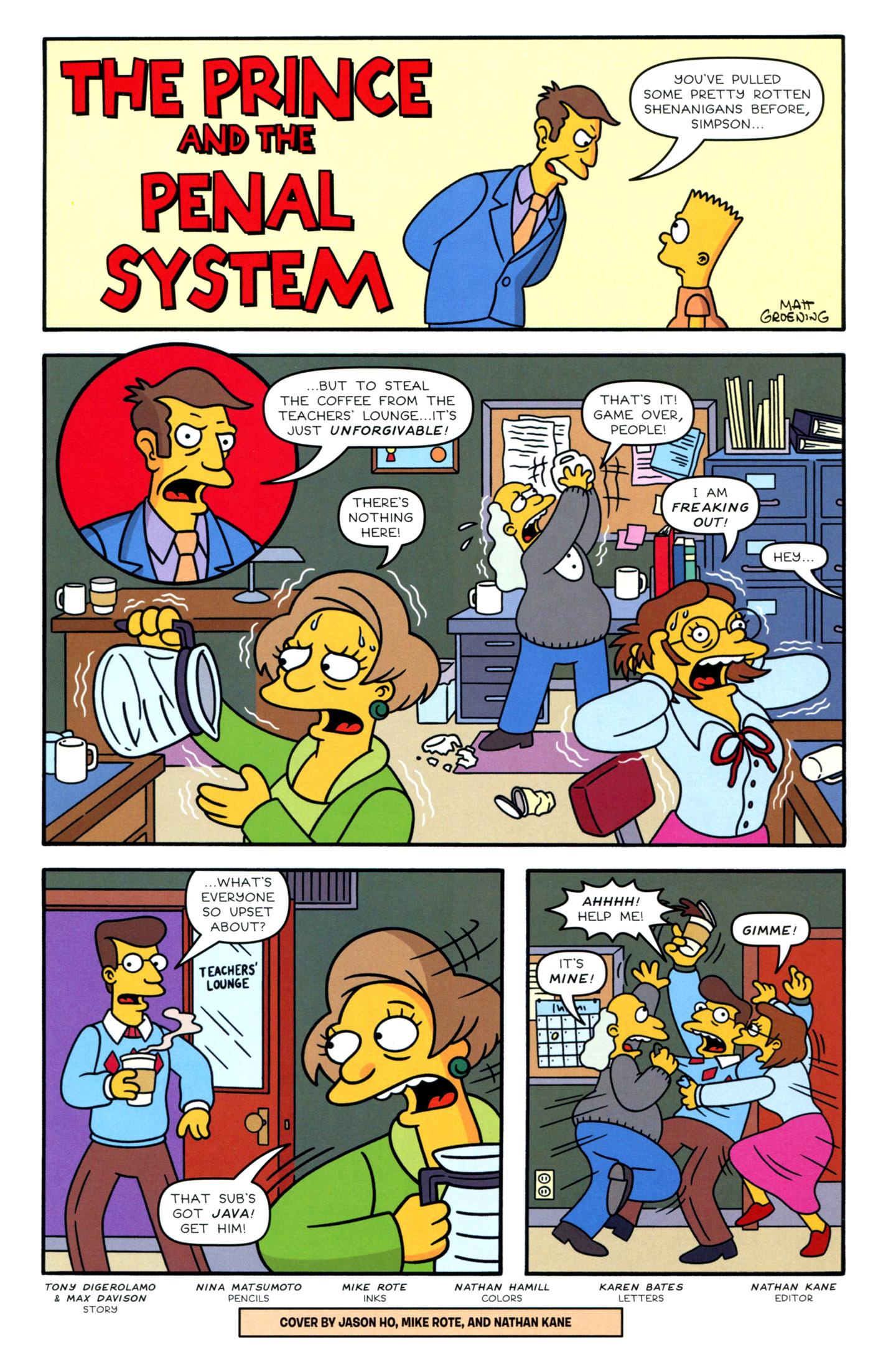 Read online Simpsons Comics Presents Bart Simpson comic -  Issue #72 - 3