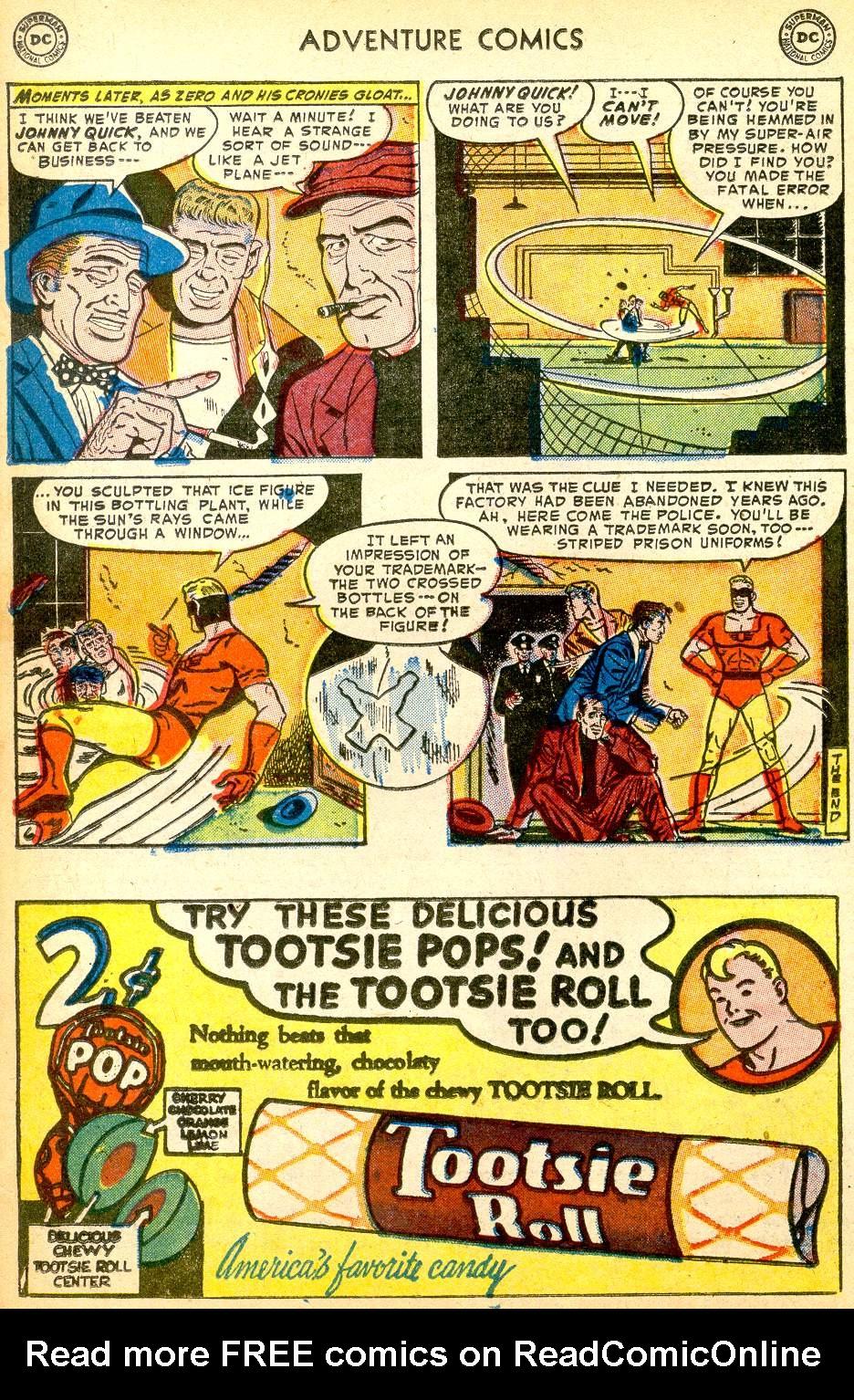 Read online Adventure Comics (1938) comic -  Issue #191 - 30