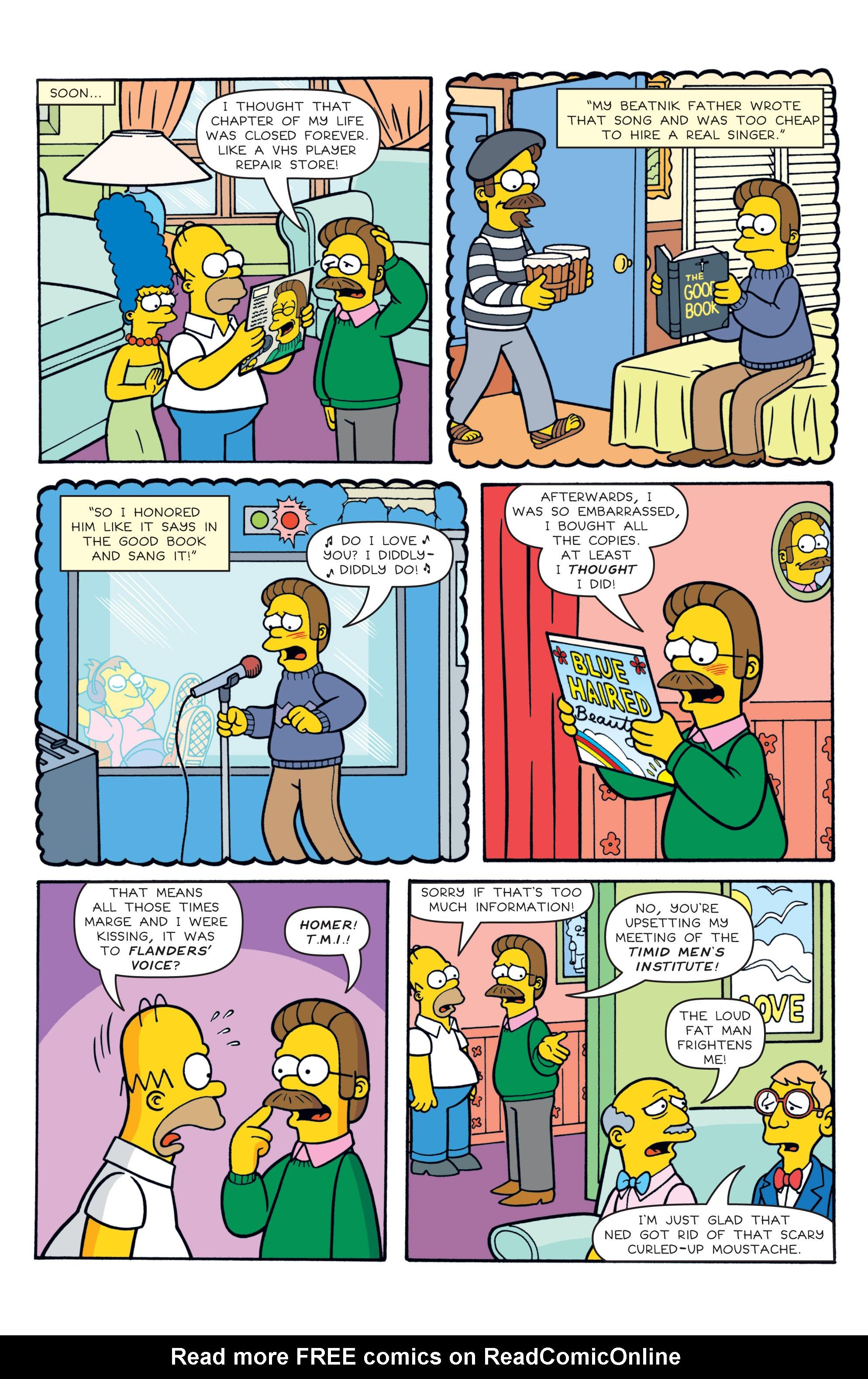 Read online Simpsons Comics comic -  Issue #188 - 11