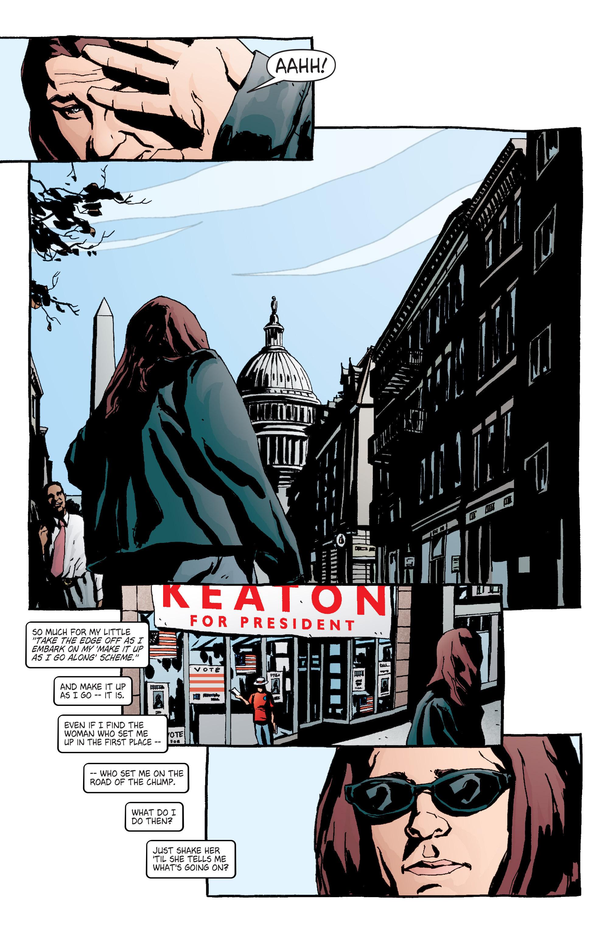 Read online Alias comic -  Issue #4 - 8