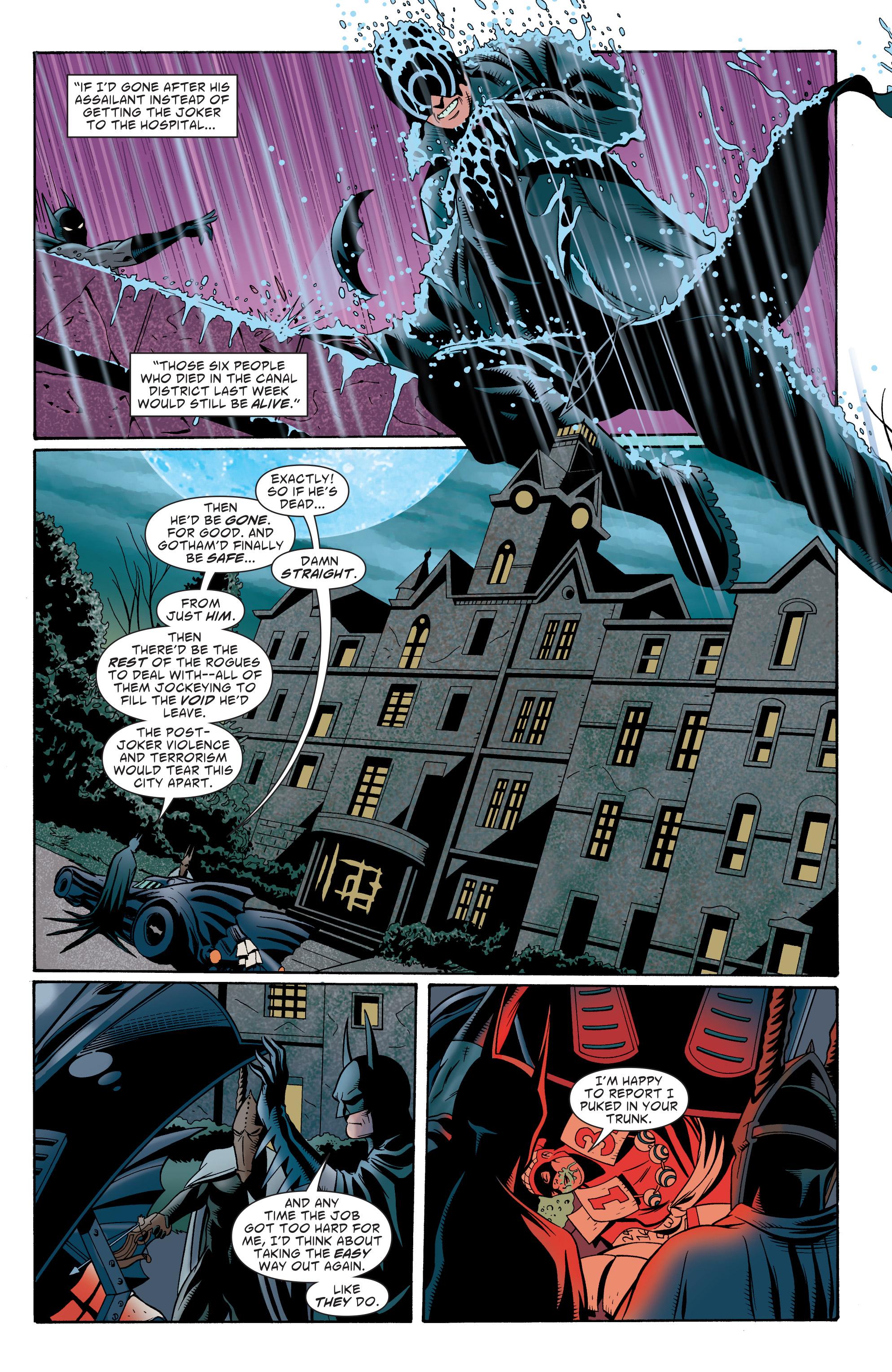 Read online Batman: The Widening Gyre comic -  Issue #6 - 36