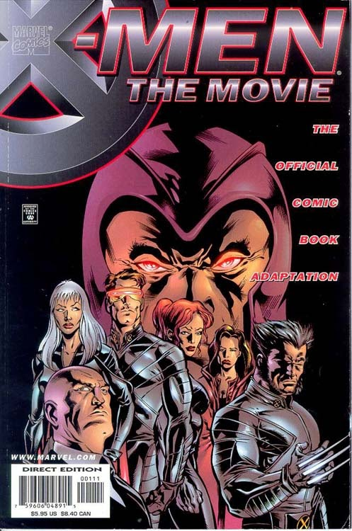 X-Men Movie Adaptation issue Full - Page 1