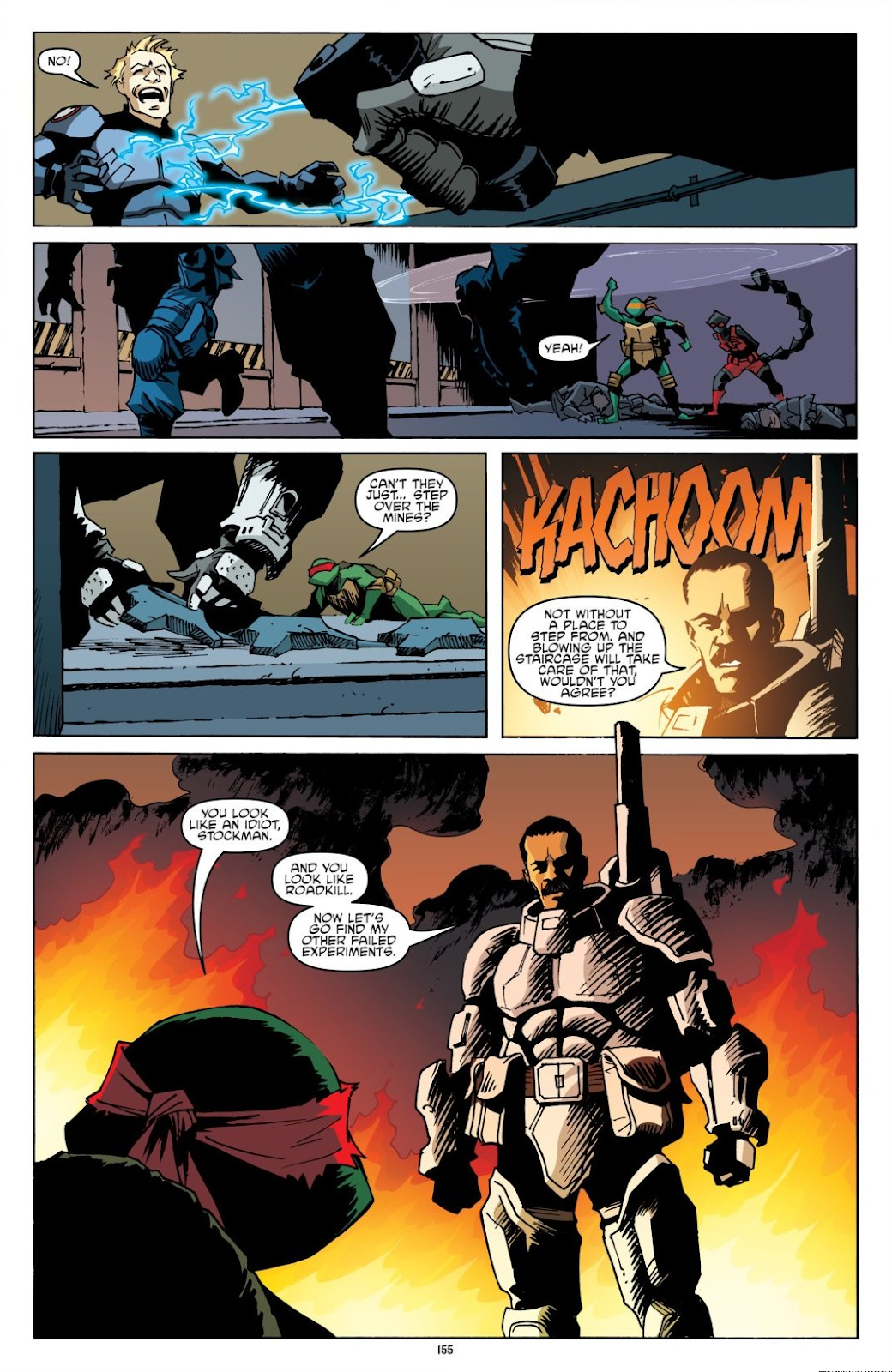 Read online Teenage Mutant Ninja Turtles: The IDW Collection comic -  Issue # TPB 8 (Part 2) - 54