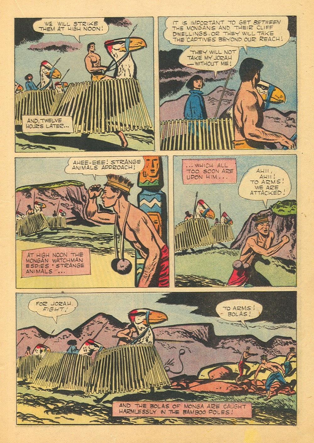 Tarzan (1948) issue 60 - Page 17