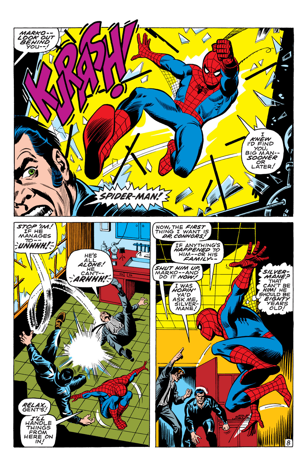 The Amazing Spider-Man (1963) 75 Page 8