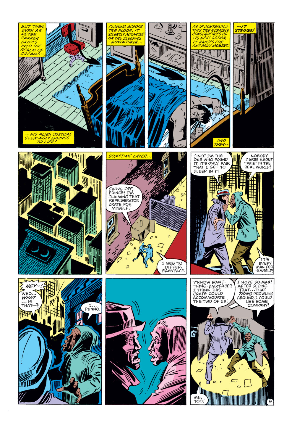 The Amazing Spider-Man (1963) 256 Page 9