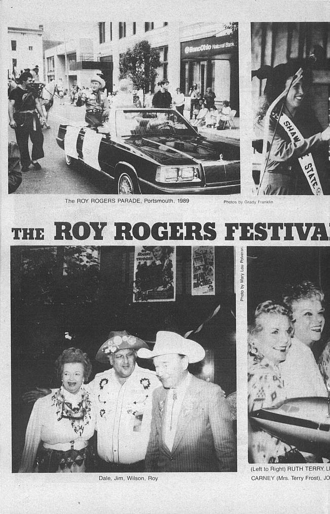 Read online Roy Rogers comic -  Issue #1 - 23