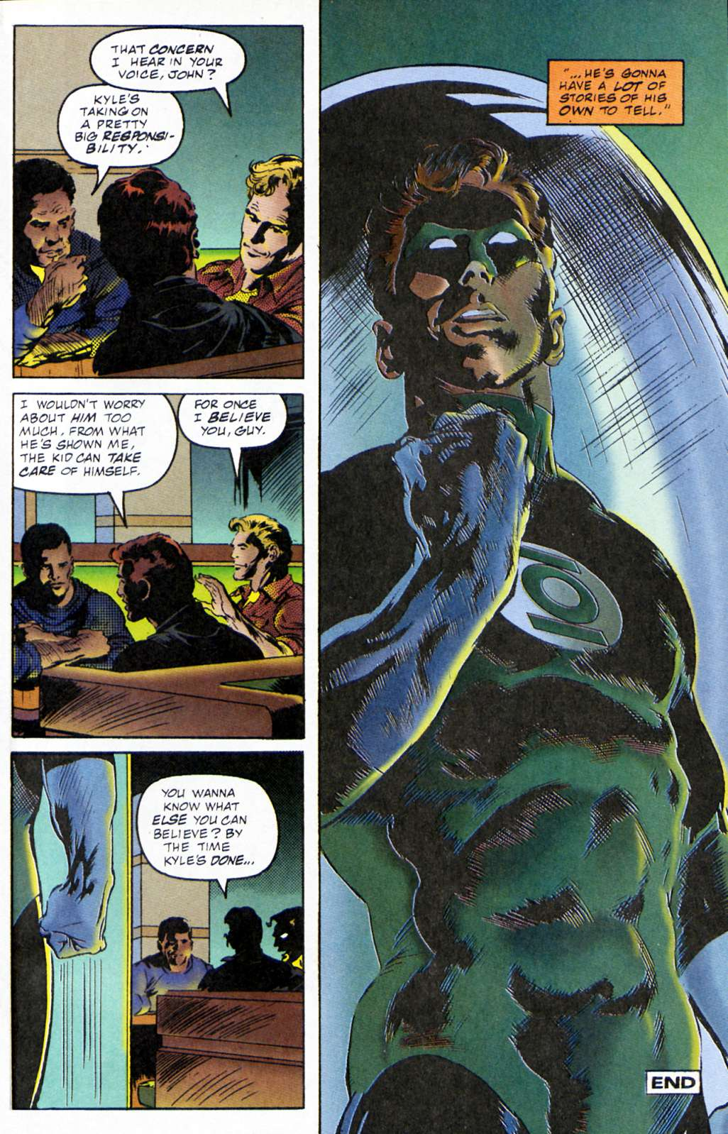 Green Lantern 80-Page Giant 1 Page 72