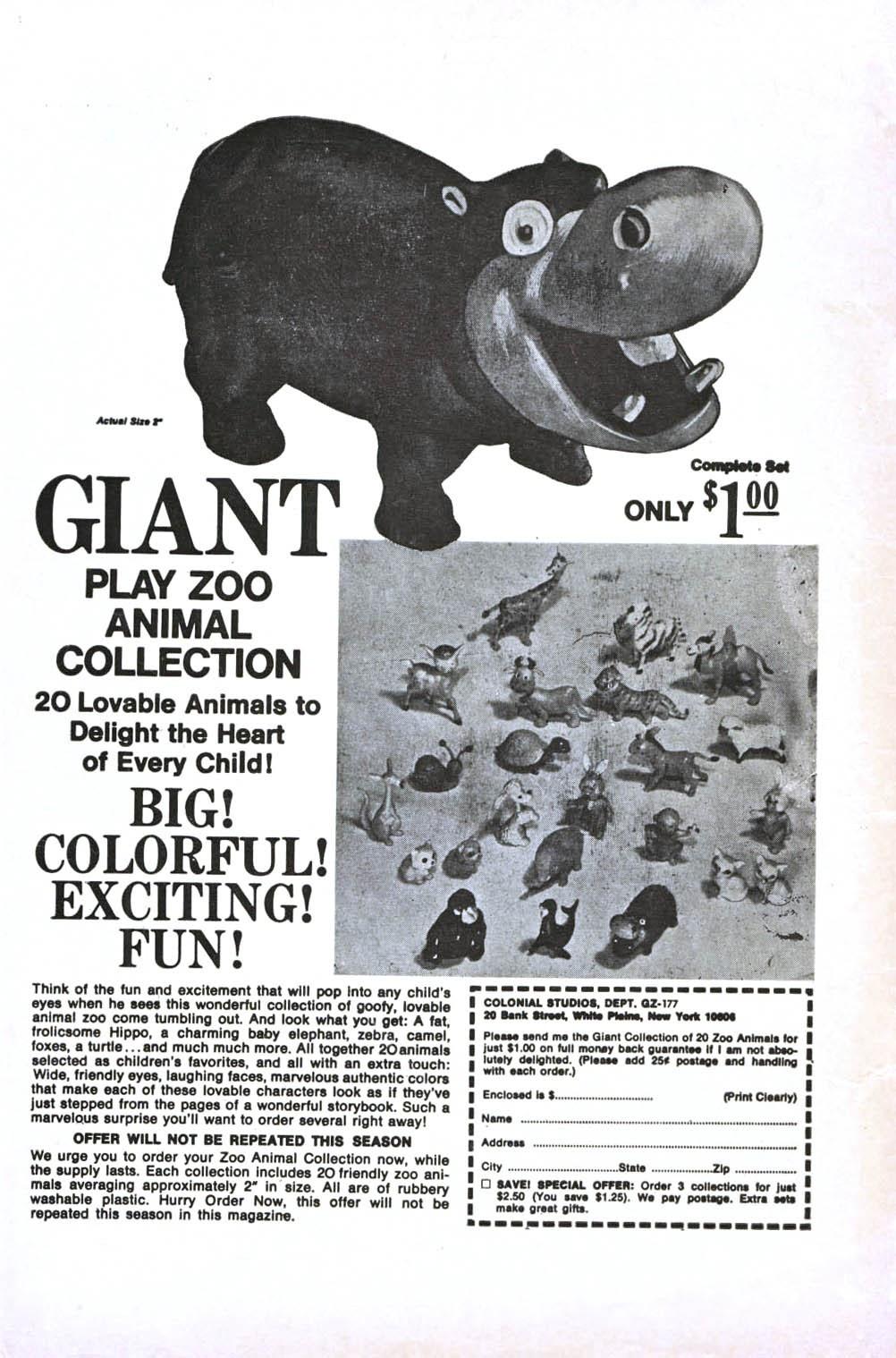 Underdog (1970) issue 6 - Page 2