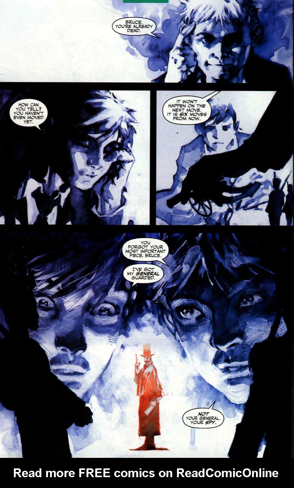 Read online Batman: Hush comic -  Issue #2 - 17