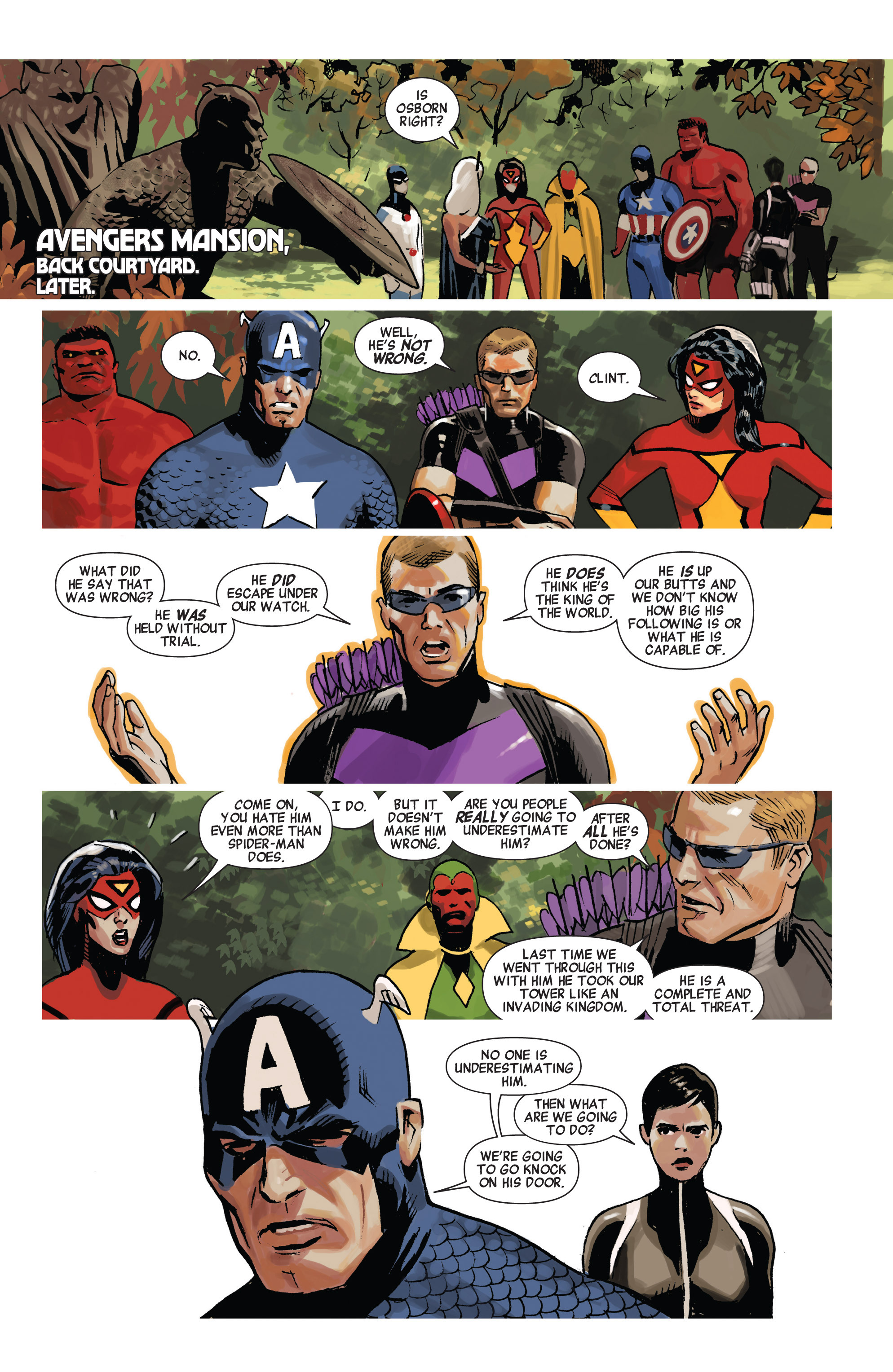 Read online Avengers (2010) comic -  Issue #20 - 10