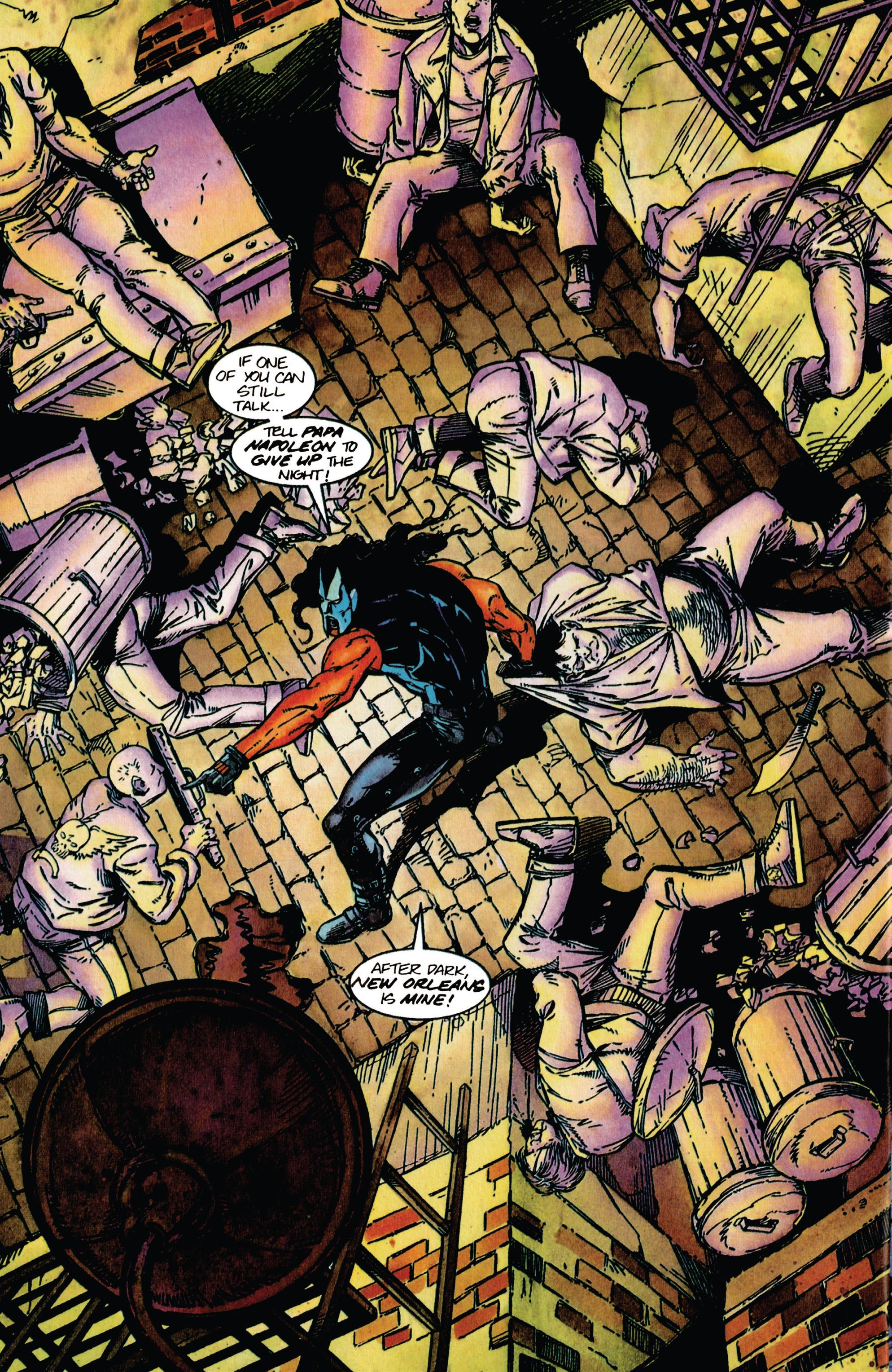 Read online Shadowman (1992) comic -  Issue #41 - 5