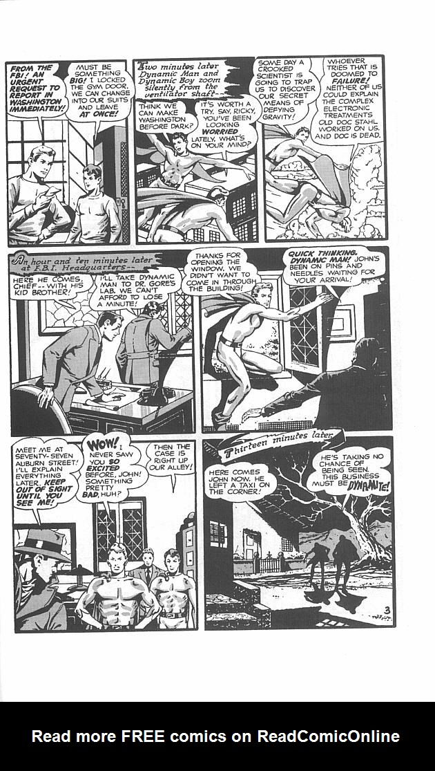 Read online Men of Mystery Comics comic -  Issue #24 - 47
