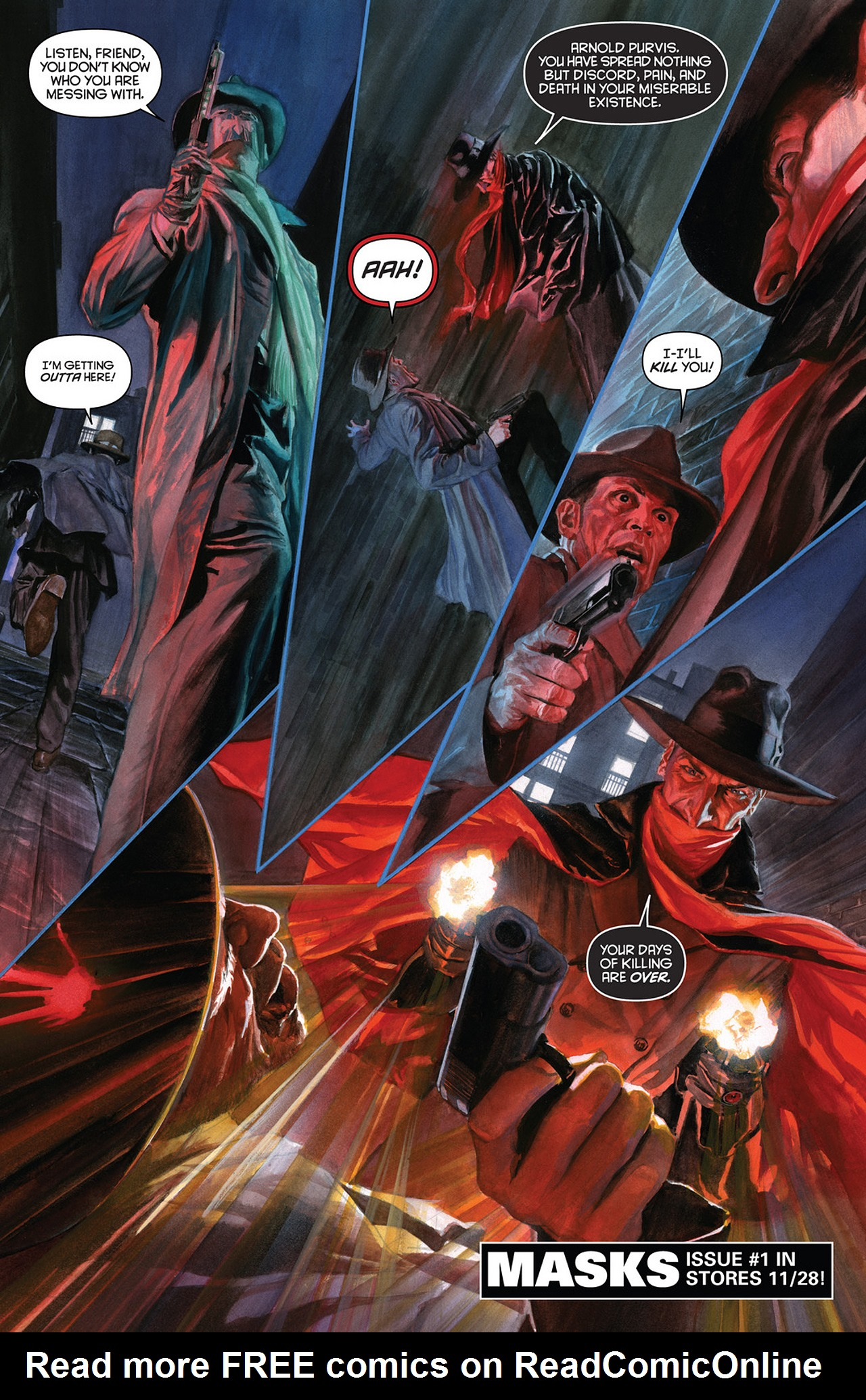 Read online Prophecy comic -  Issue #5 - 27