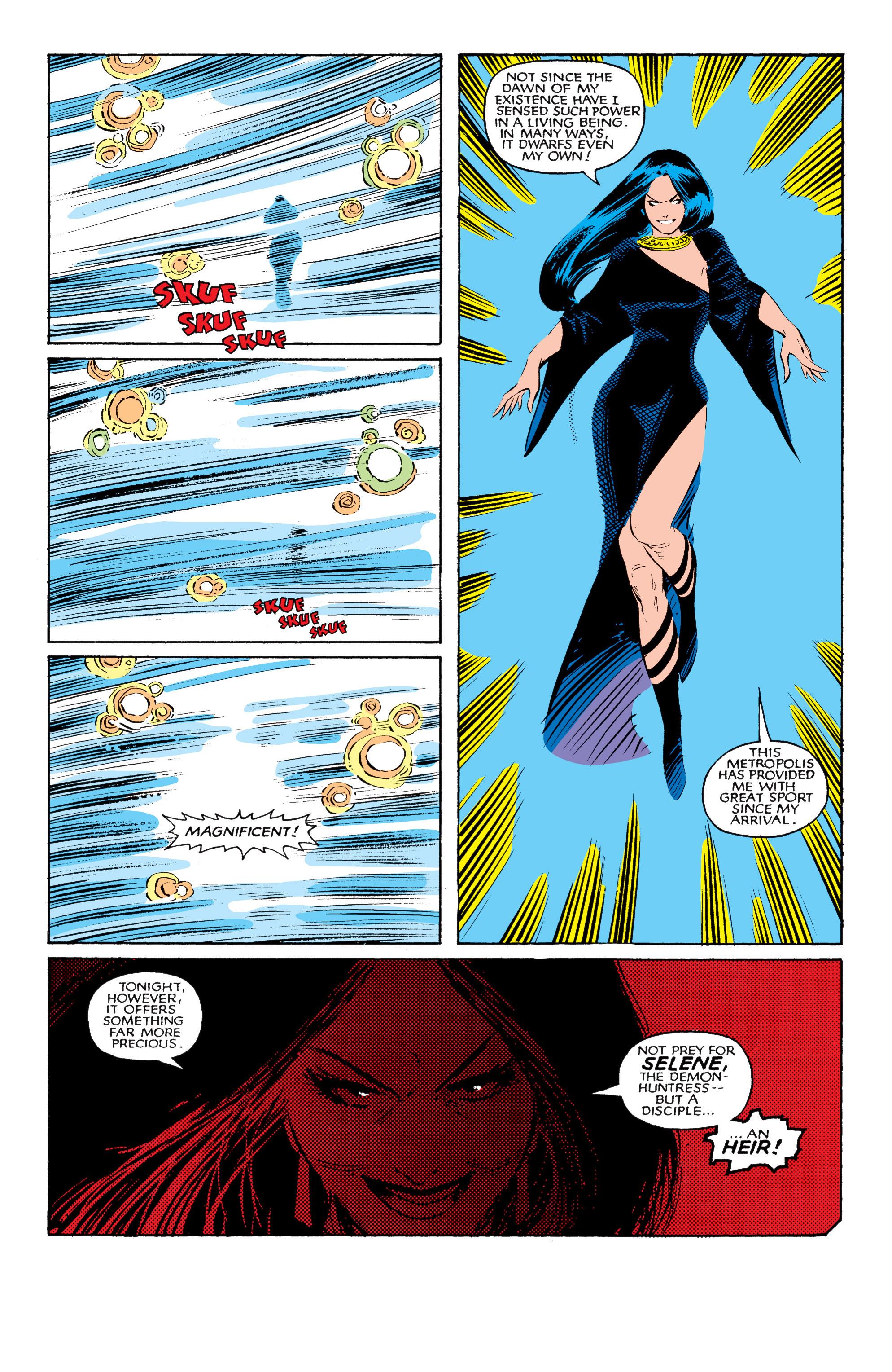 Read online Uncanny X-Men (1963) comic -  Issue #184 - 9
