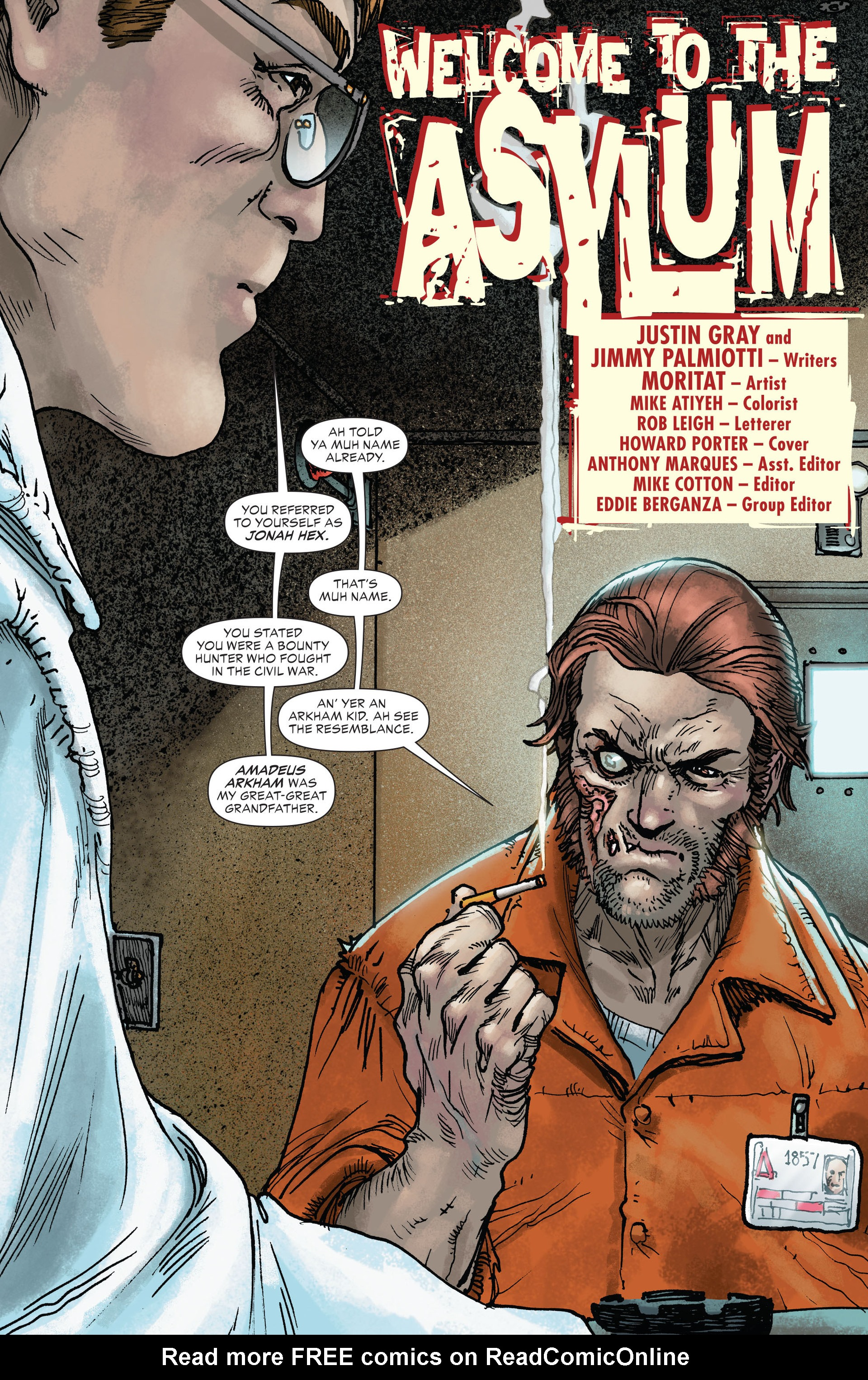 Read online All-Star Western (2011) comic -  Issue #22 - 3