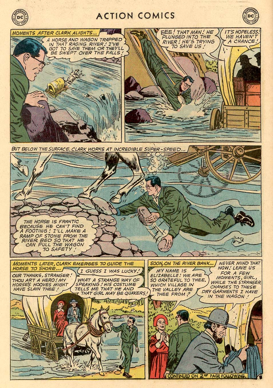 Read online Action Comics (1938) comic -  Issue #324 - 6