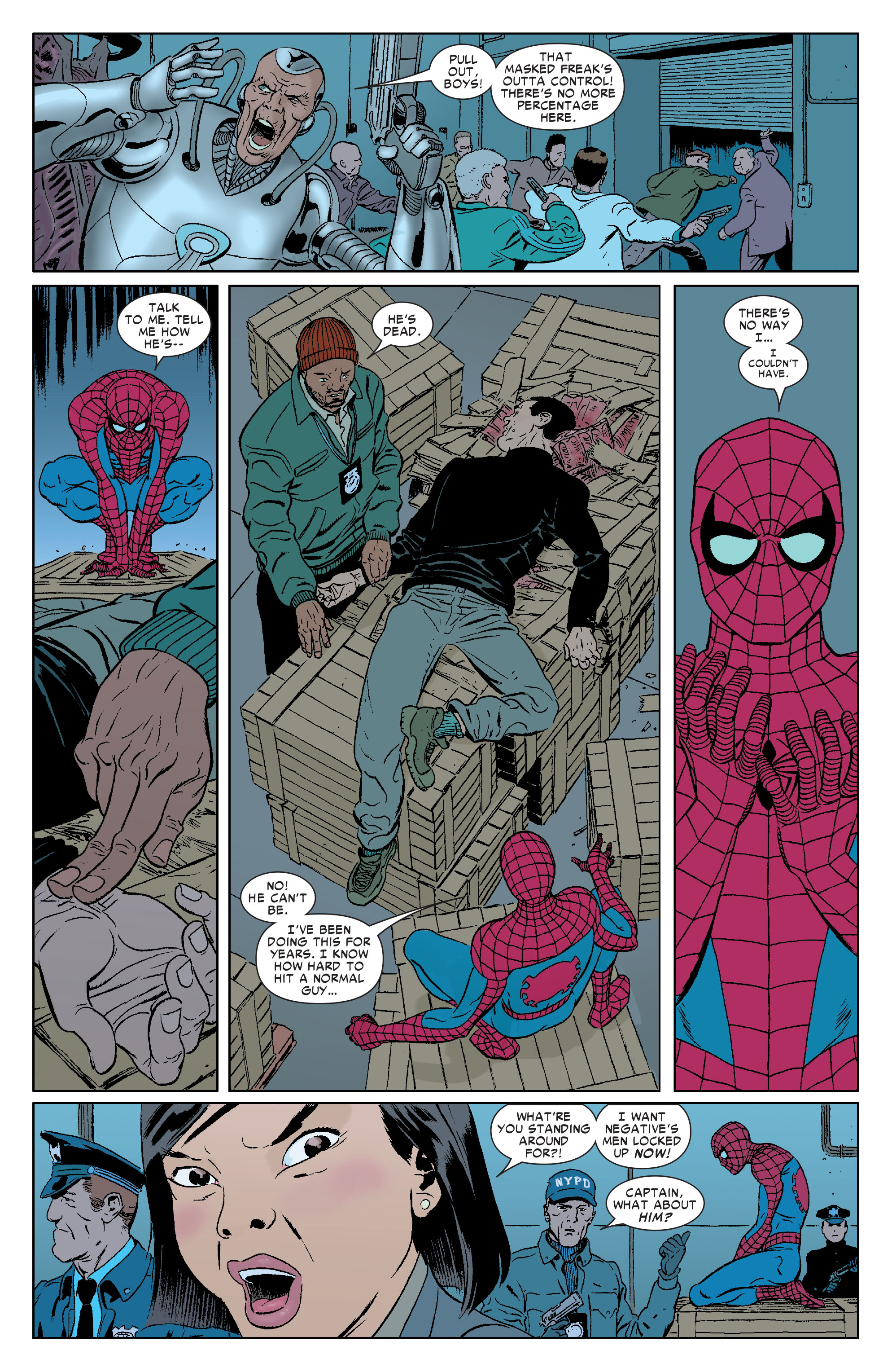 The Amazing Spider-Man (1963) 619 Page 12