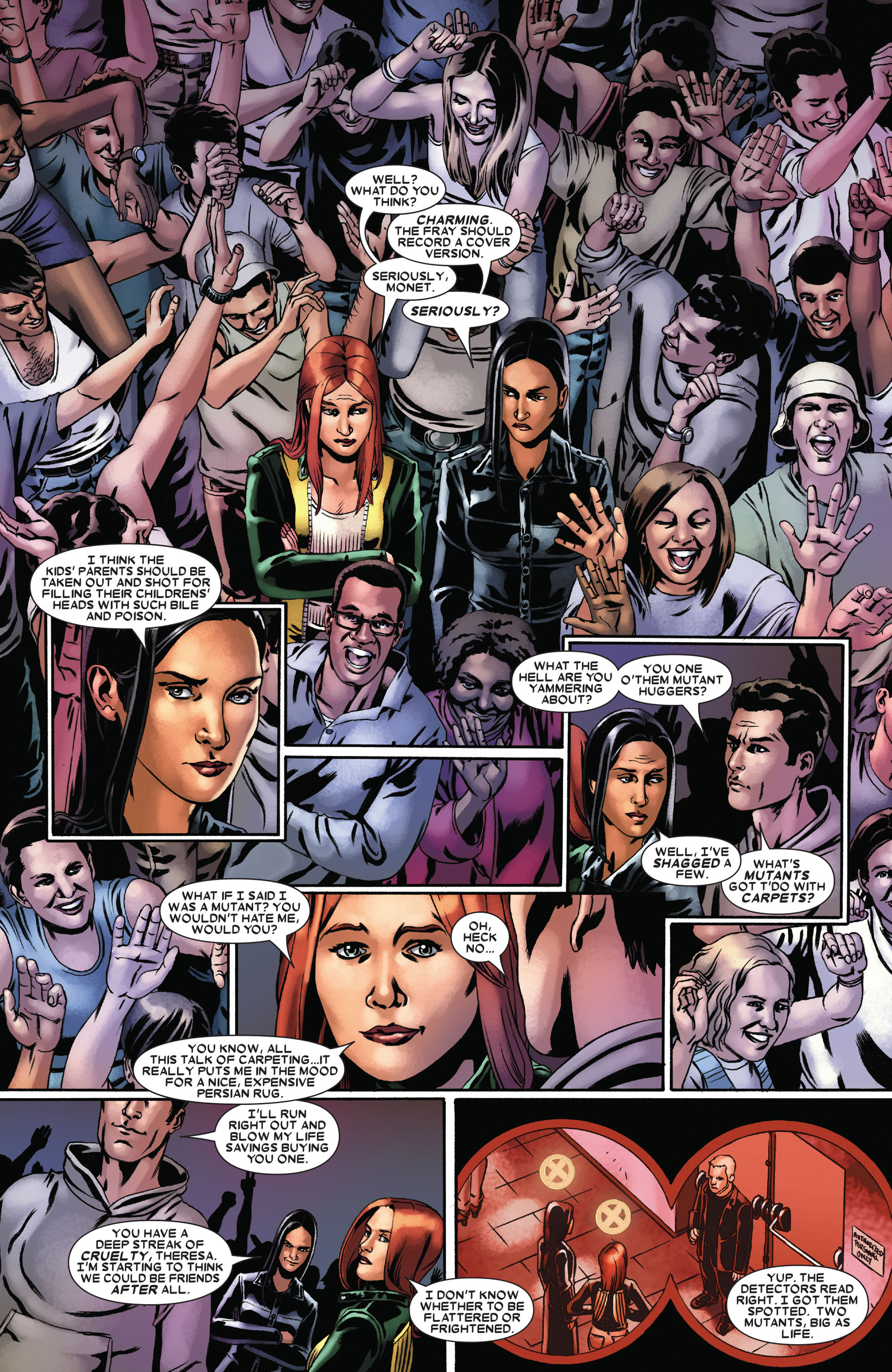 Read online X-Factor (2006) comic -  Issue #22 - 7