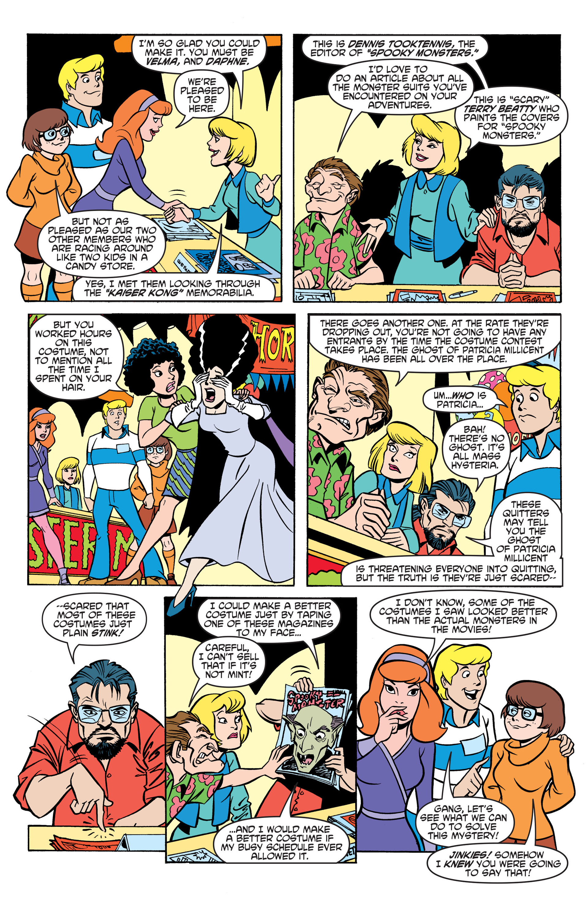 Read online Scooby-Doo: Where Are You? comic -  Issue #46 - 15