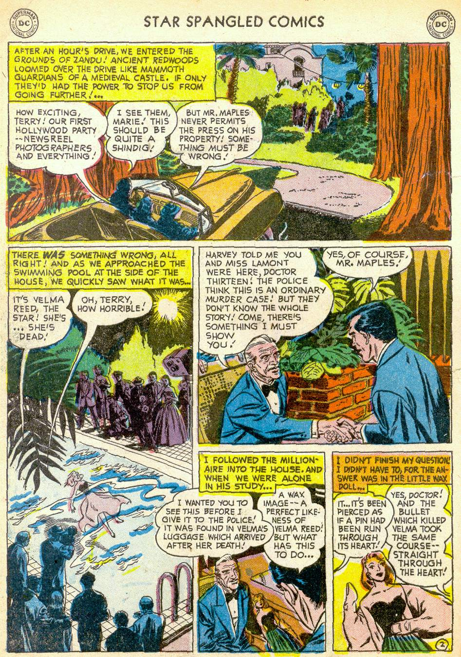Star Spangled Comics (1941) issue 123 - Page 4