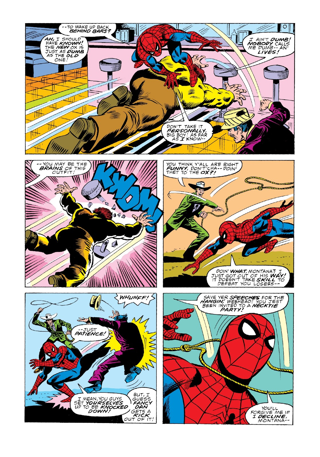 Read online Marvel Masterworks: The Spectacular Spider-Man comic -  Issue # TPB 2 (Part 1) - 76